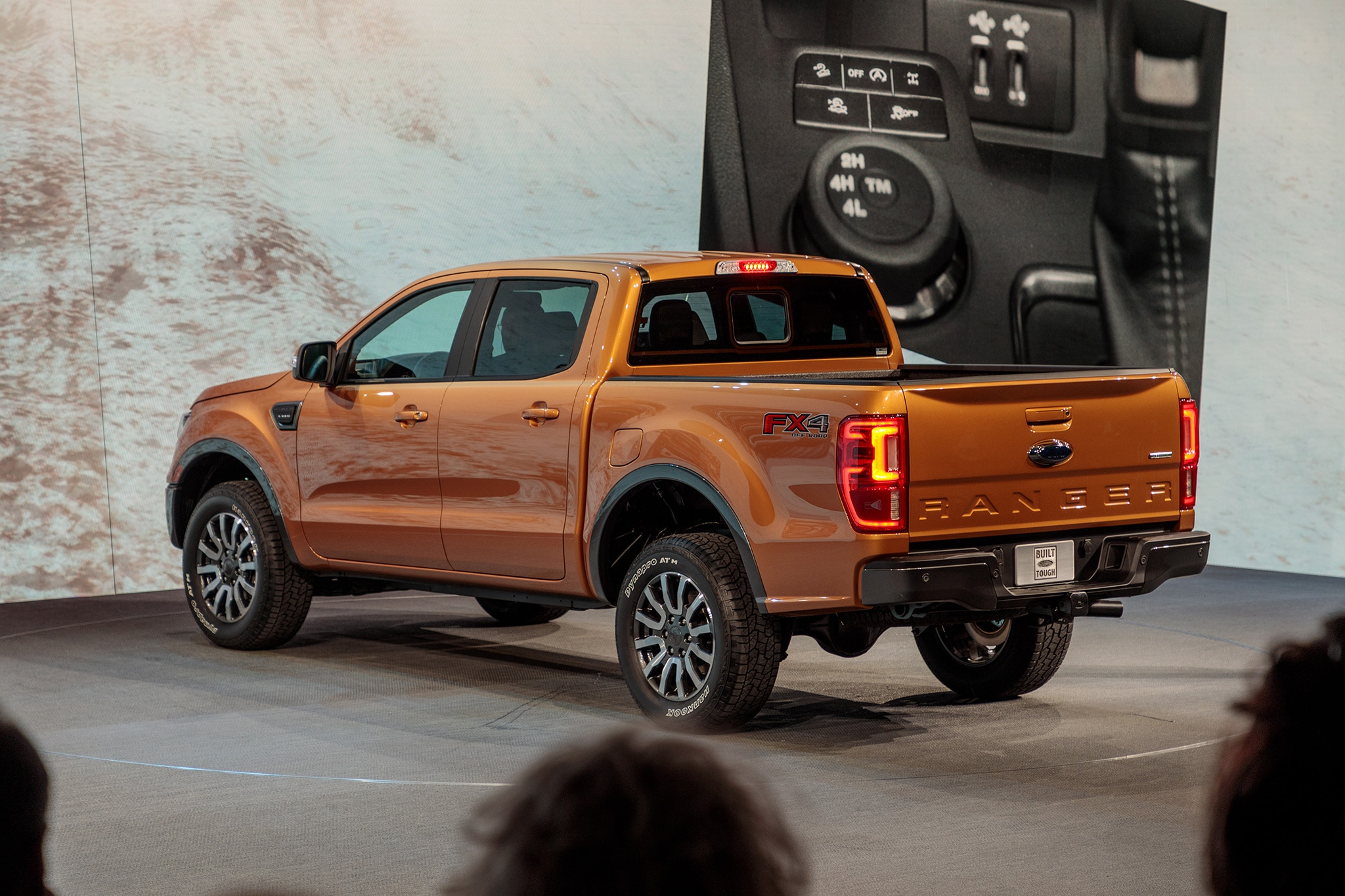 2019 ford ranger arrives in dealerships early next year automobile show more publicscrutiny Image collections