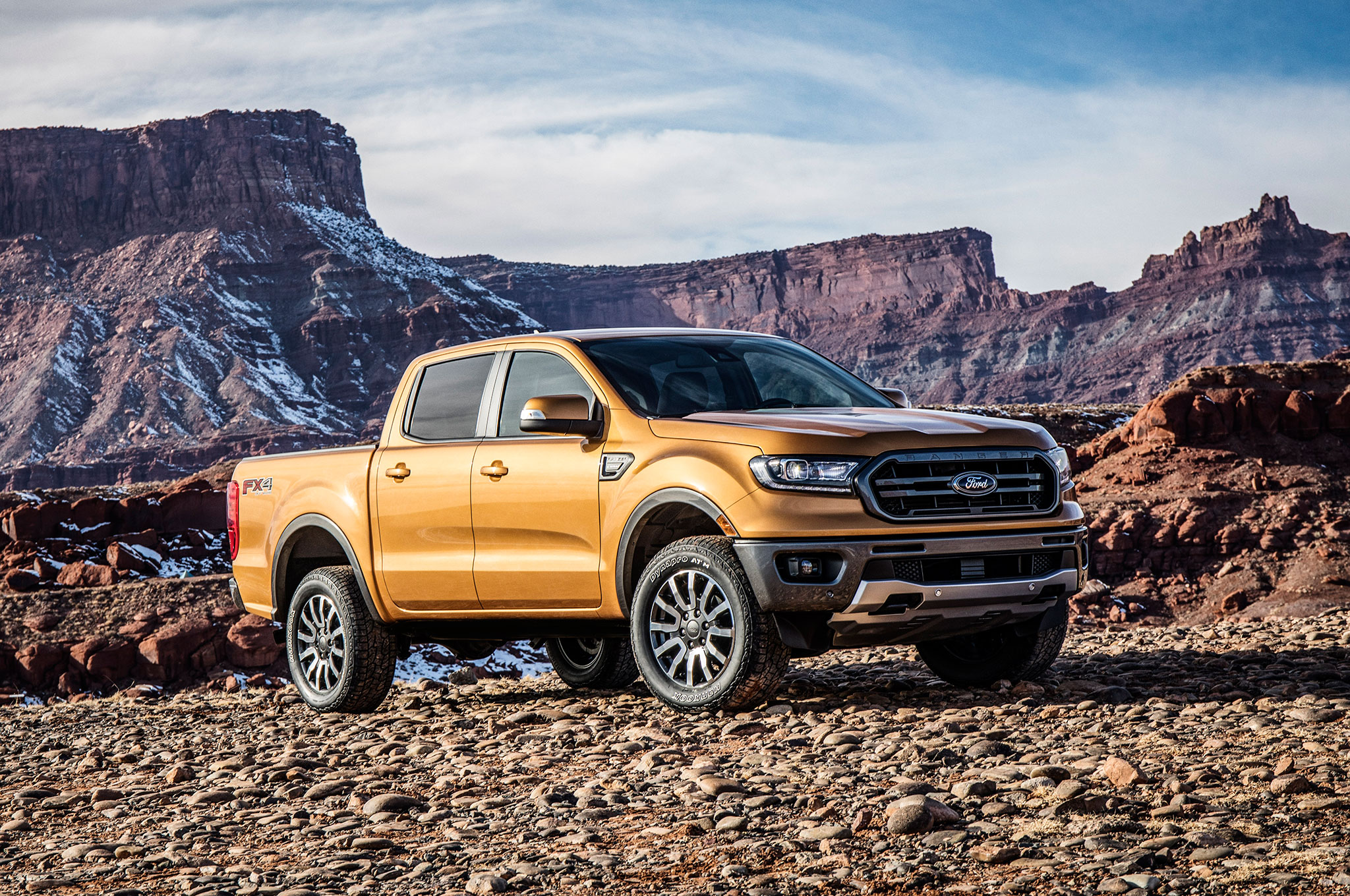 Ford Ranger debuts in Detroit