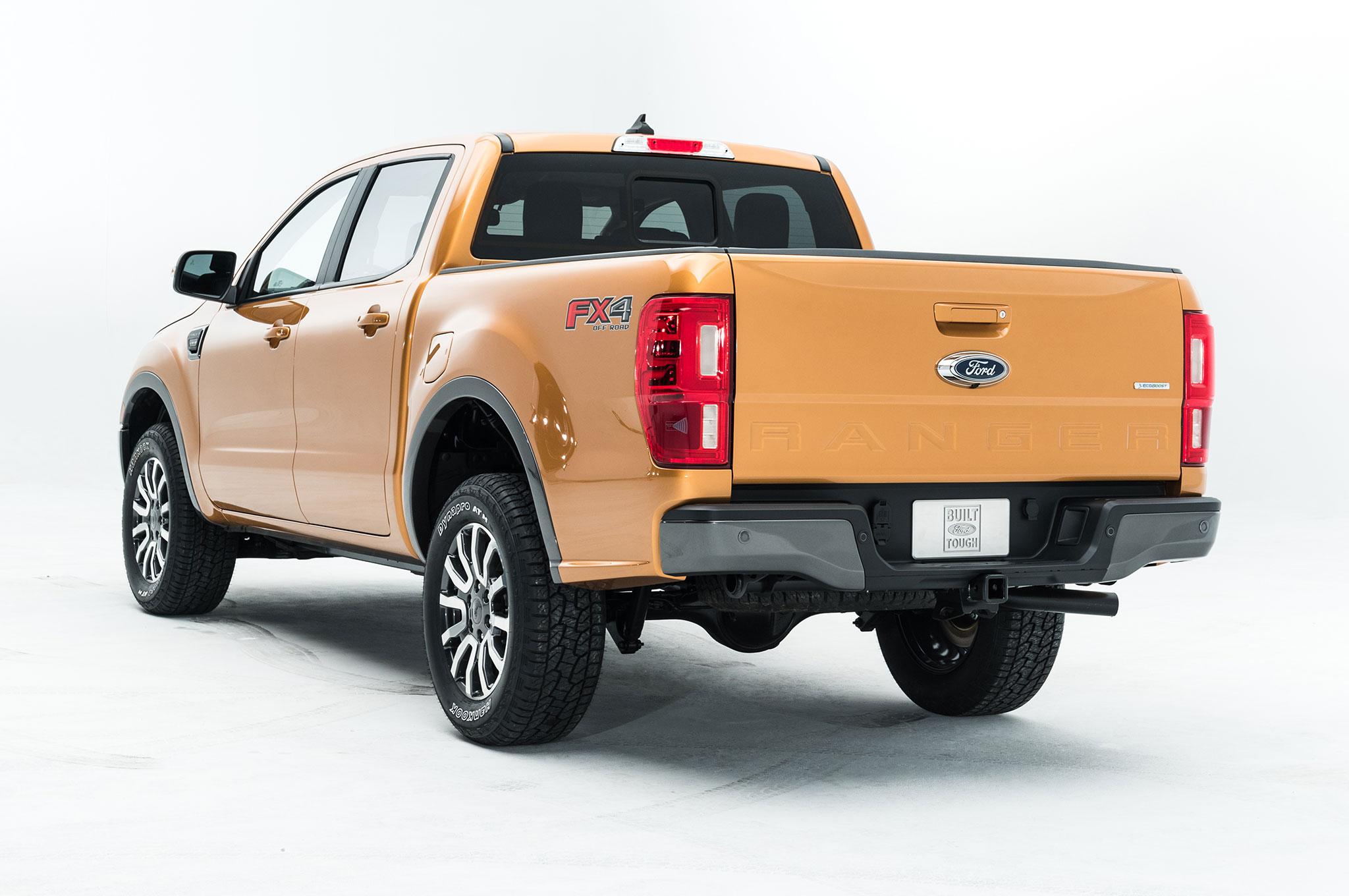 2019 ford ranger arrives in dealerships early next year. Black Bedroom Furniture Sets. Home Design Ideas