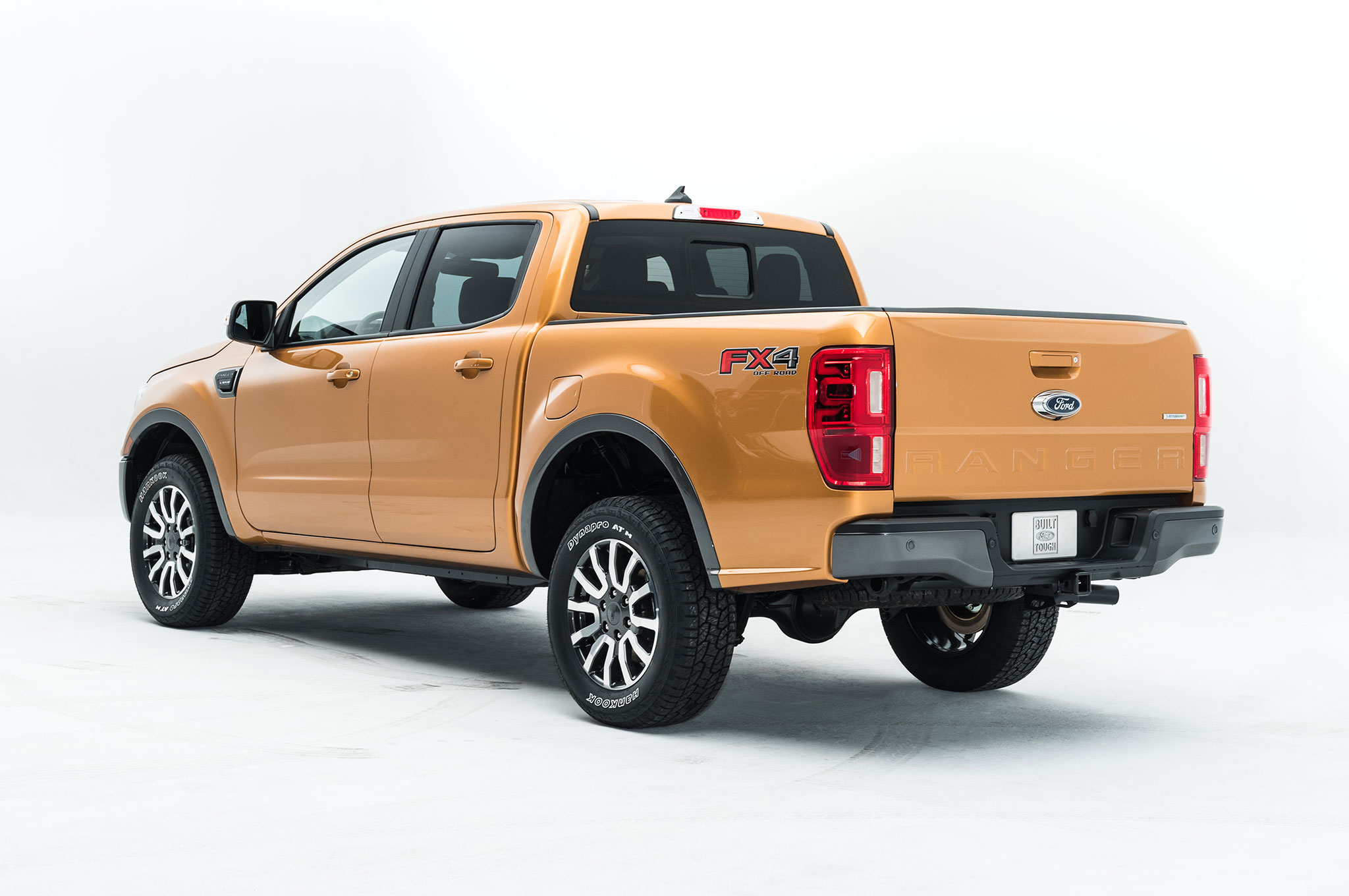 Ford Ranger Production to Begin in Late 2018