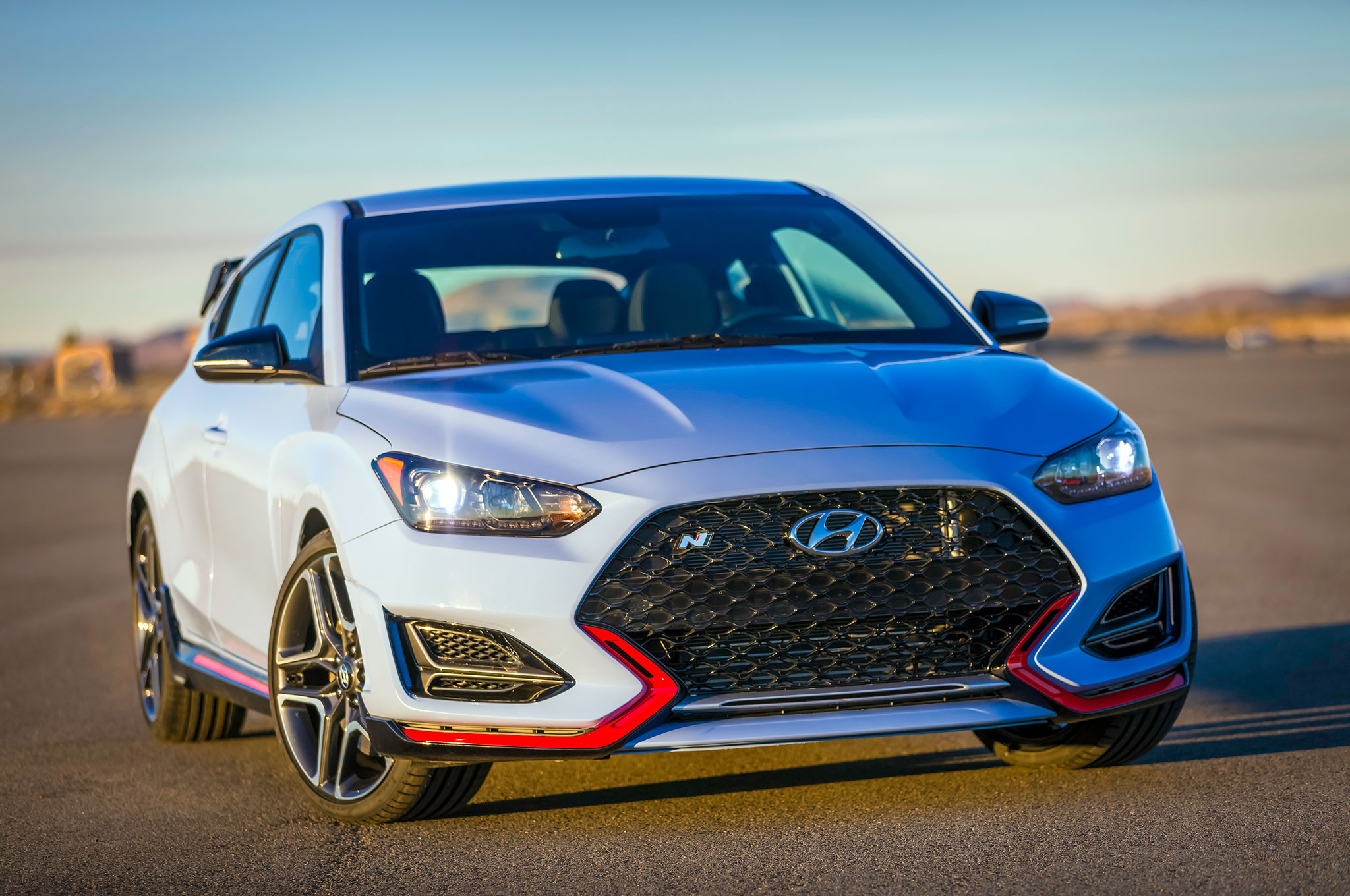 Focus St 19 Inch Wheels >> 2019 Hyundai Veloster N is the Brand's First Hot Hatch Bound for the U.S. | Automobile Magazine