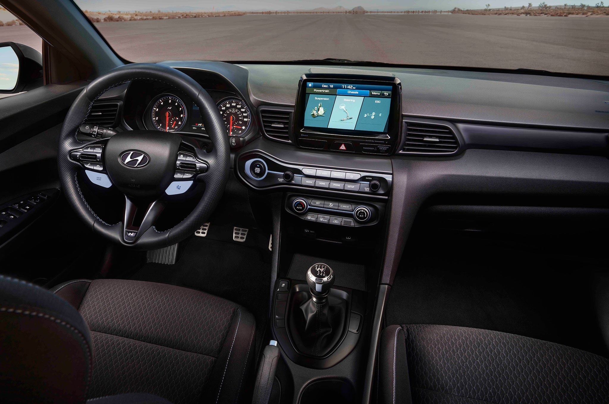 2019 Hyundai Veloster N Is The Brands First Hot Hatch Bound For US Automobile Magazine
