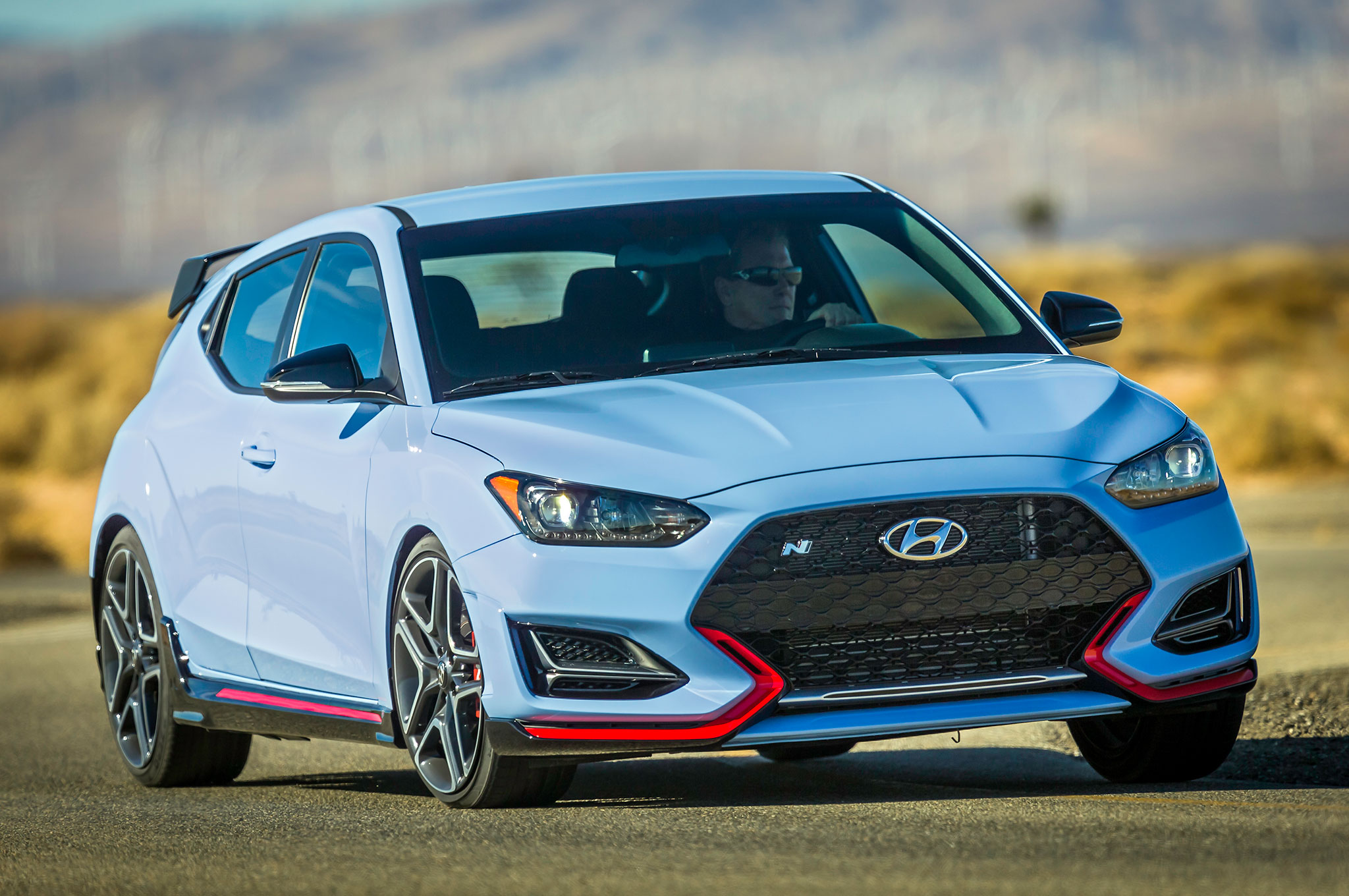 2019 hyundai veloster n is the brand s first hot hatch. Black Bedroom Furniture Sets. Home Design Ideas