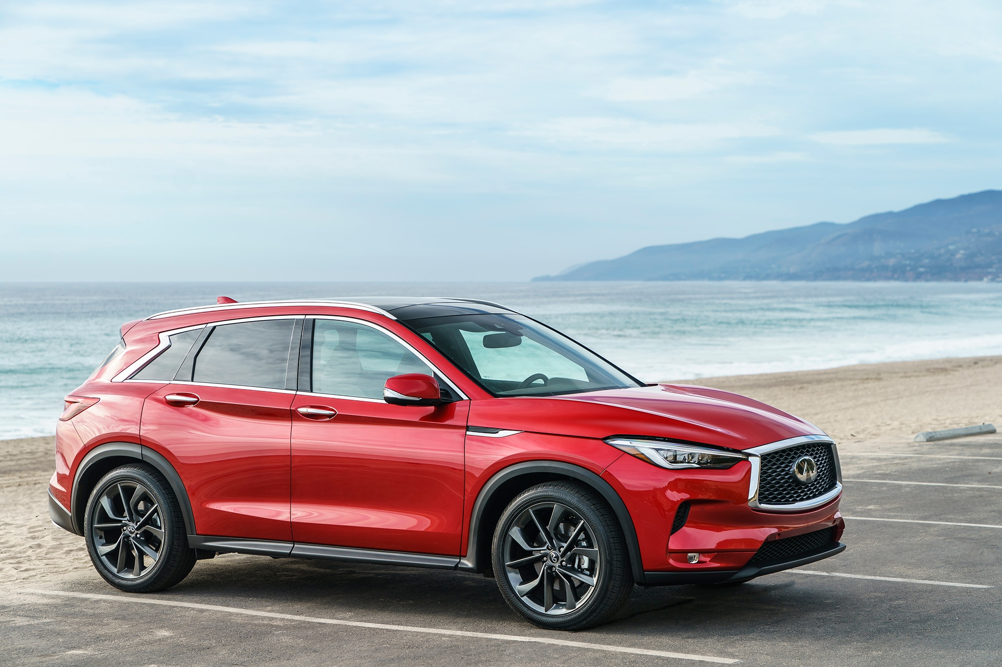 2019 Infiniti Qx50 First Drive Review Automobile Magazine