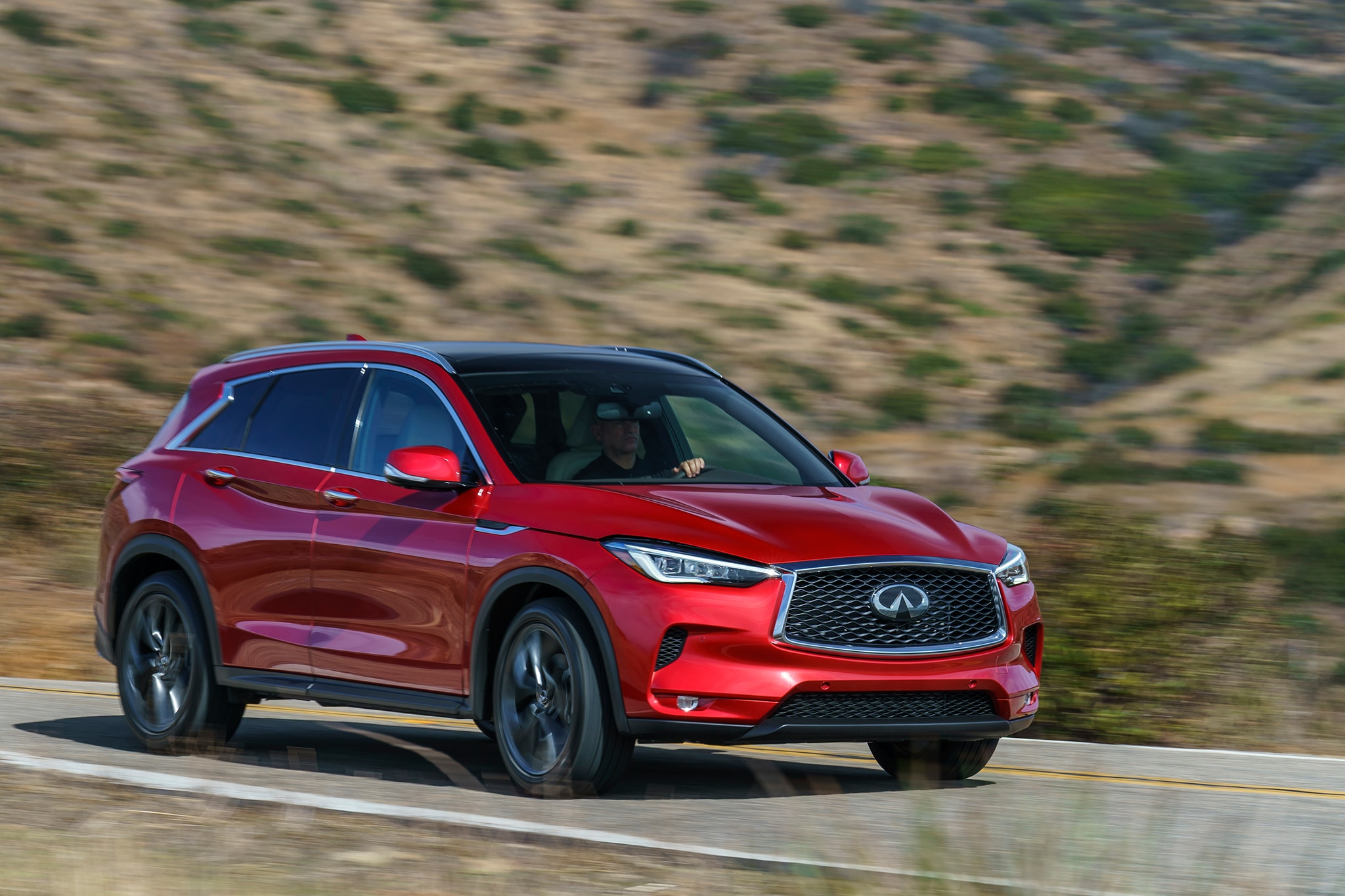 Qx50 For Sale >> 2019 Infiniti QX50 First Drive Review | Automobile Magazine