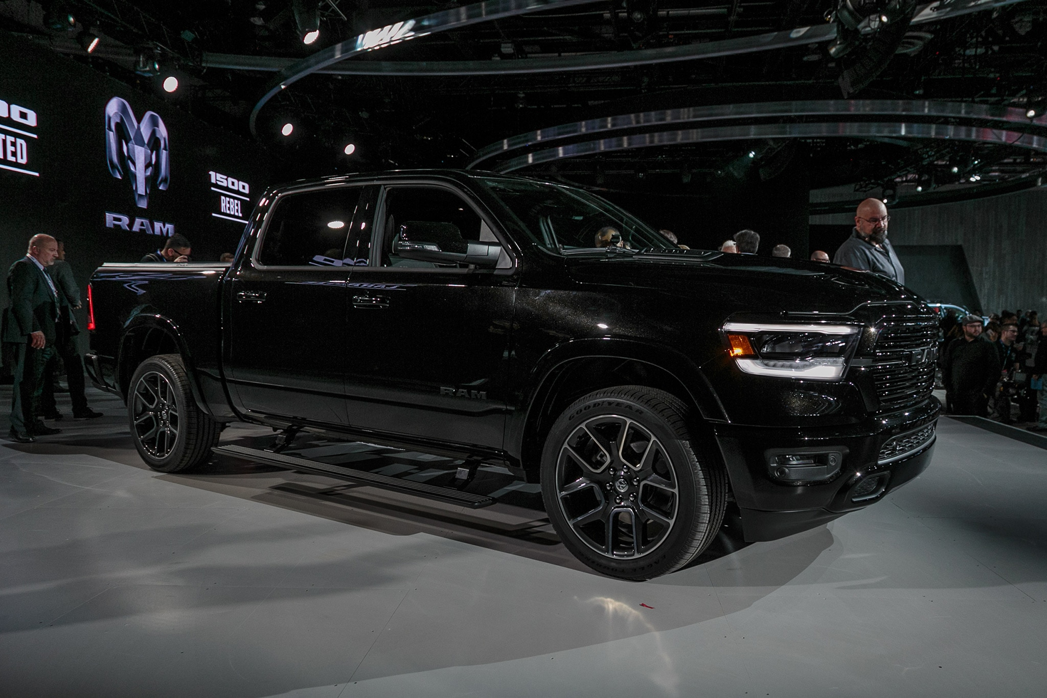 Ram Rebel Price >> 2019 Ram 1500 Arrives in Motown | Automobile Magazine