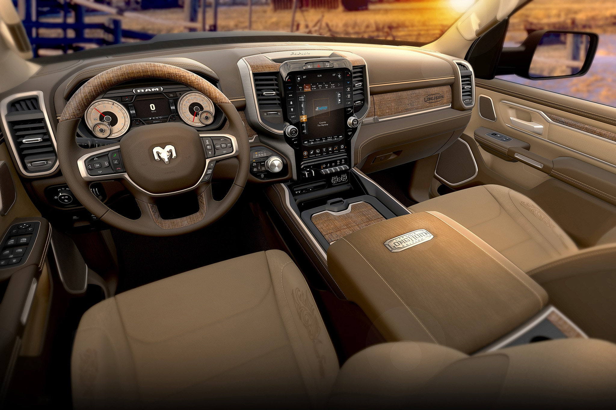 Dodge Longhorn 2018 >> 2019 Ram 1500 Laramie Longhorn Edition Reaches for the Sky | Automobile Magazine