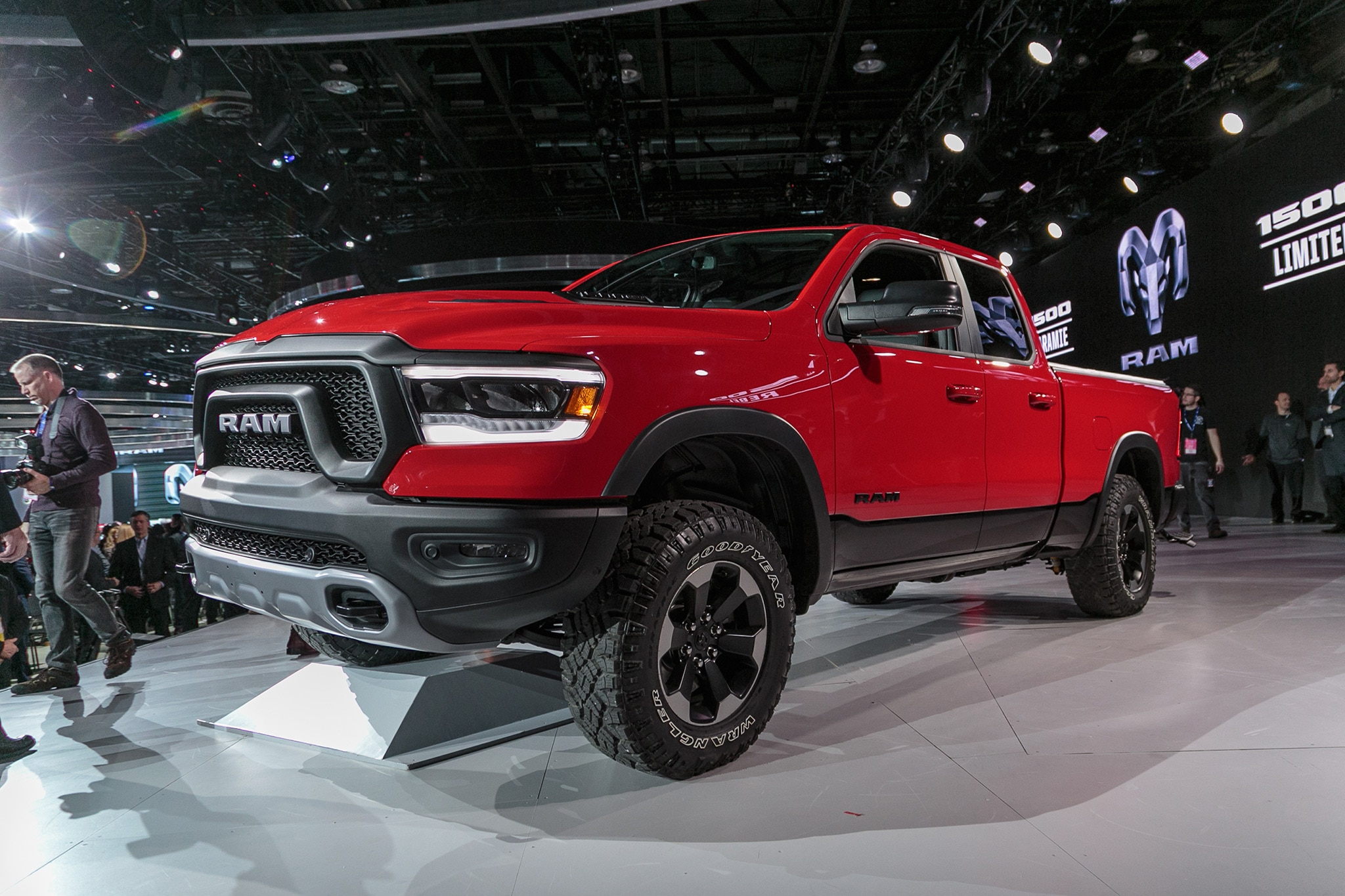 2019 Ram 1500 Arrives in Motown | Automobile Magazine