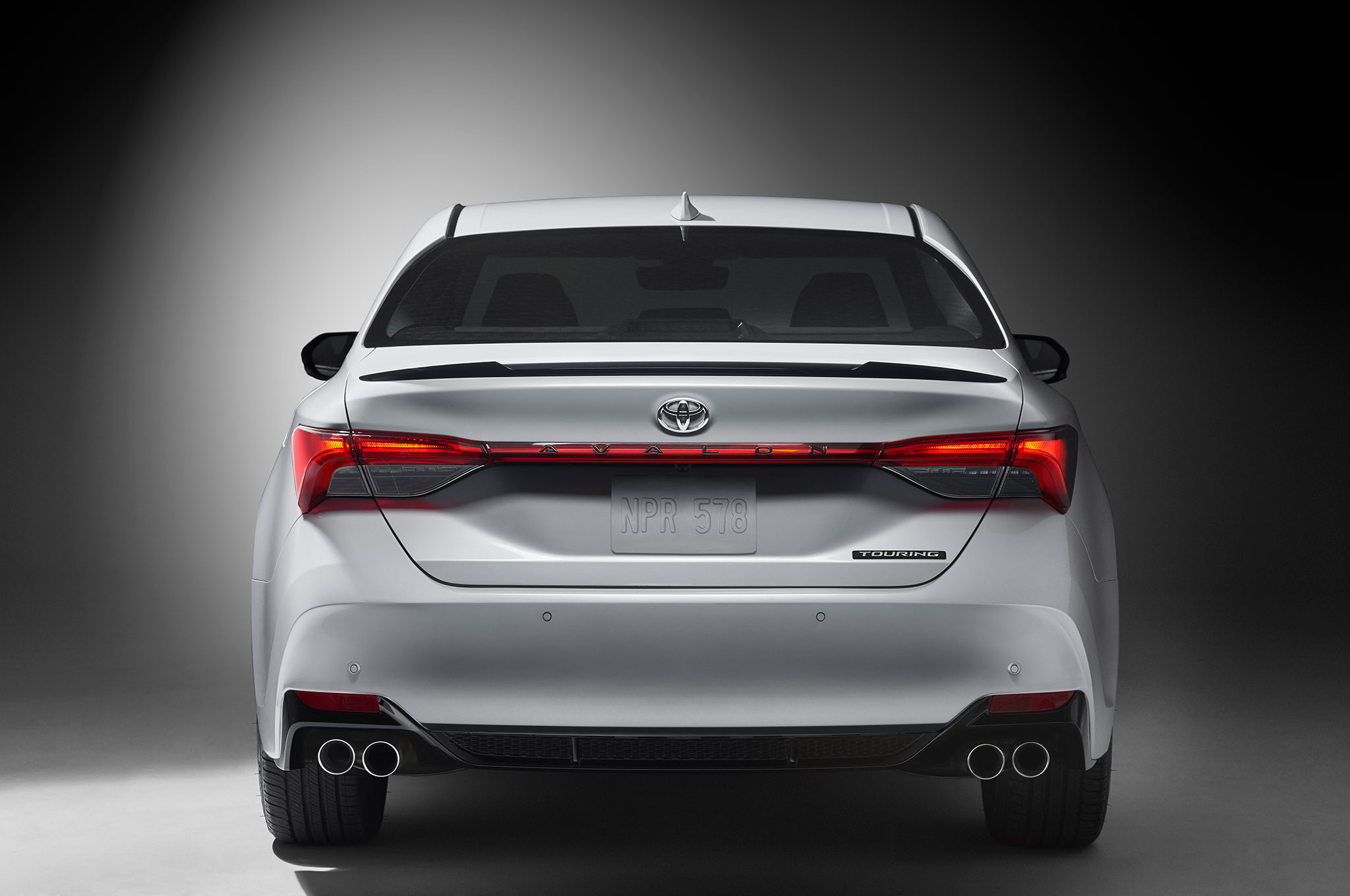 All-New 2019 Toyota Avalon Debuts in Detroit | Automobile ...