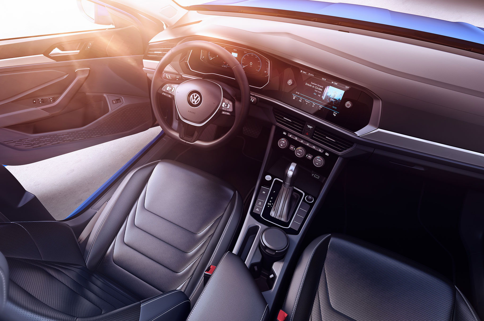 2019 Volkswagen Jetta Keeps The Manual Alive At 2018