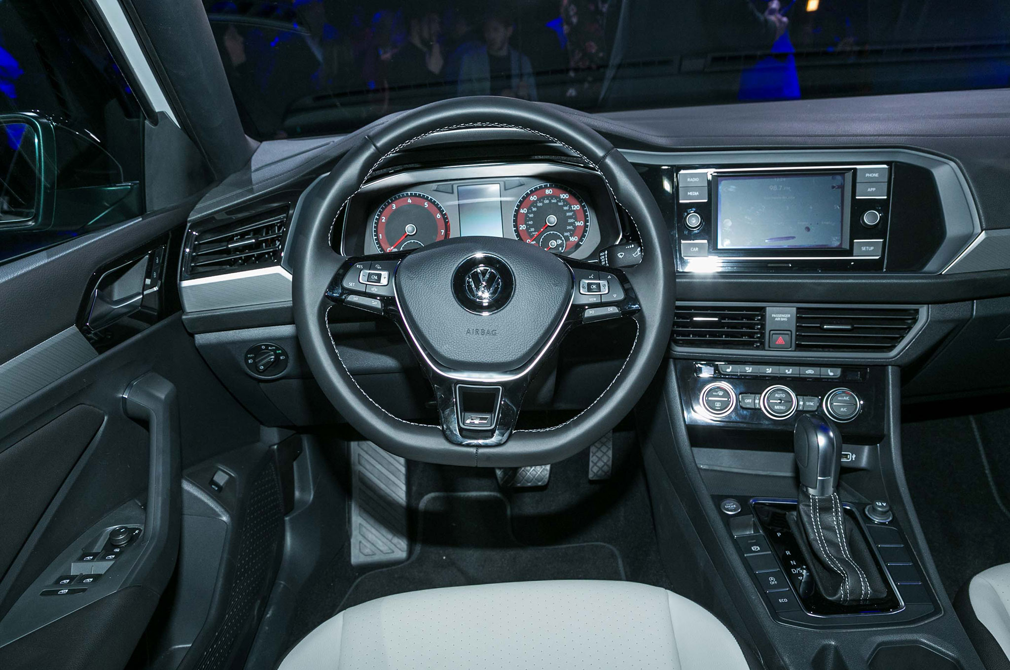 Exploring The Design Of The 2019 Volkswagen Jetta