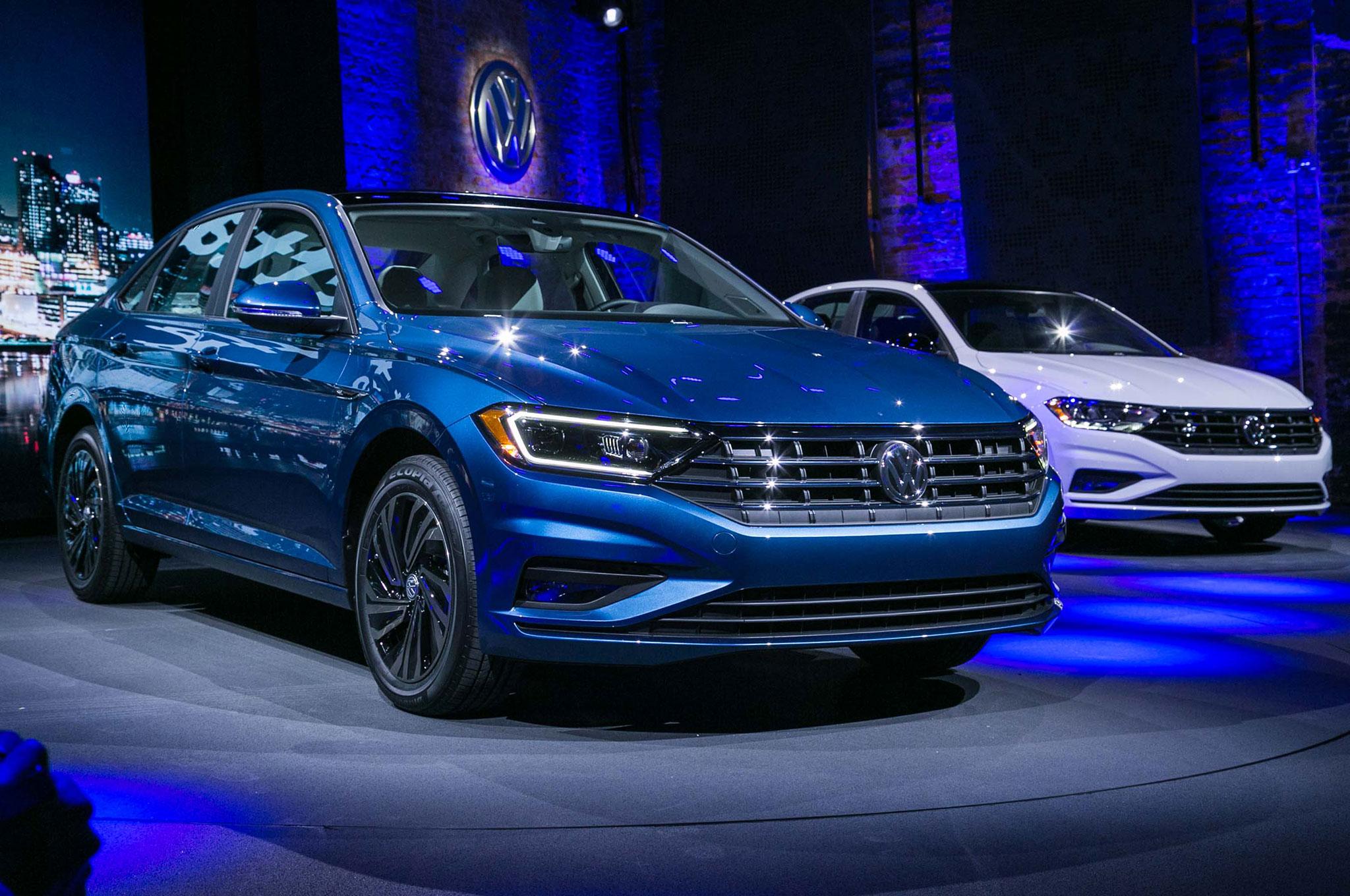 2019 Volkswagen Jetta Pair