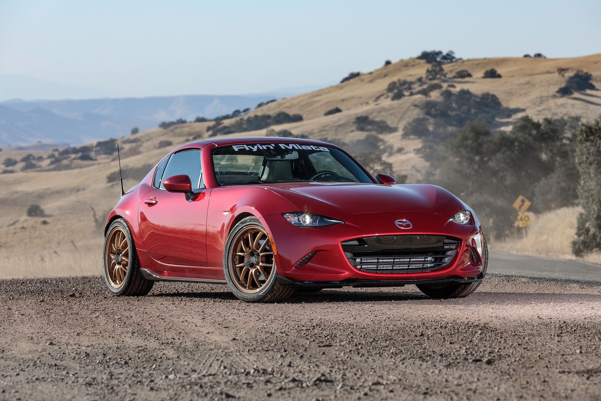 first drive flyin 39 miata mx 5 rf turbo autoz. Black Bedroom Furniture Sets. Home Design Ideas