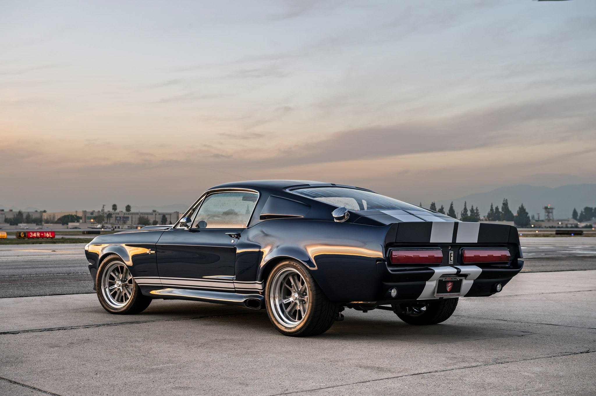 Latest Eleanor Mustang Is Gone In Six Figures Automobile