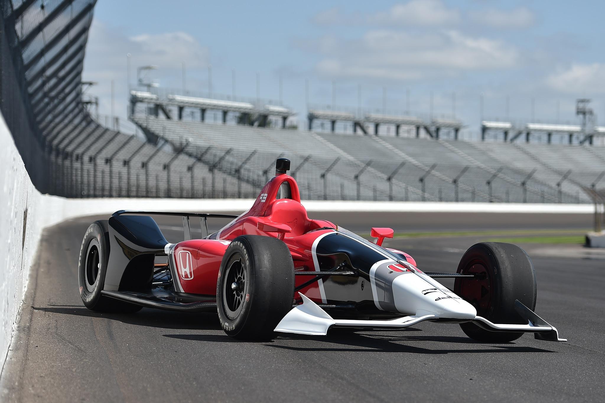 IndyCar 2018 Race Car 24
