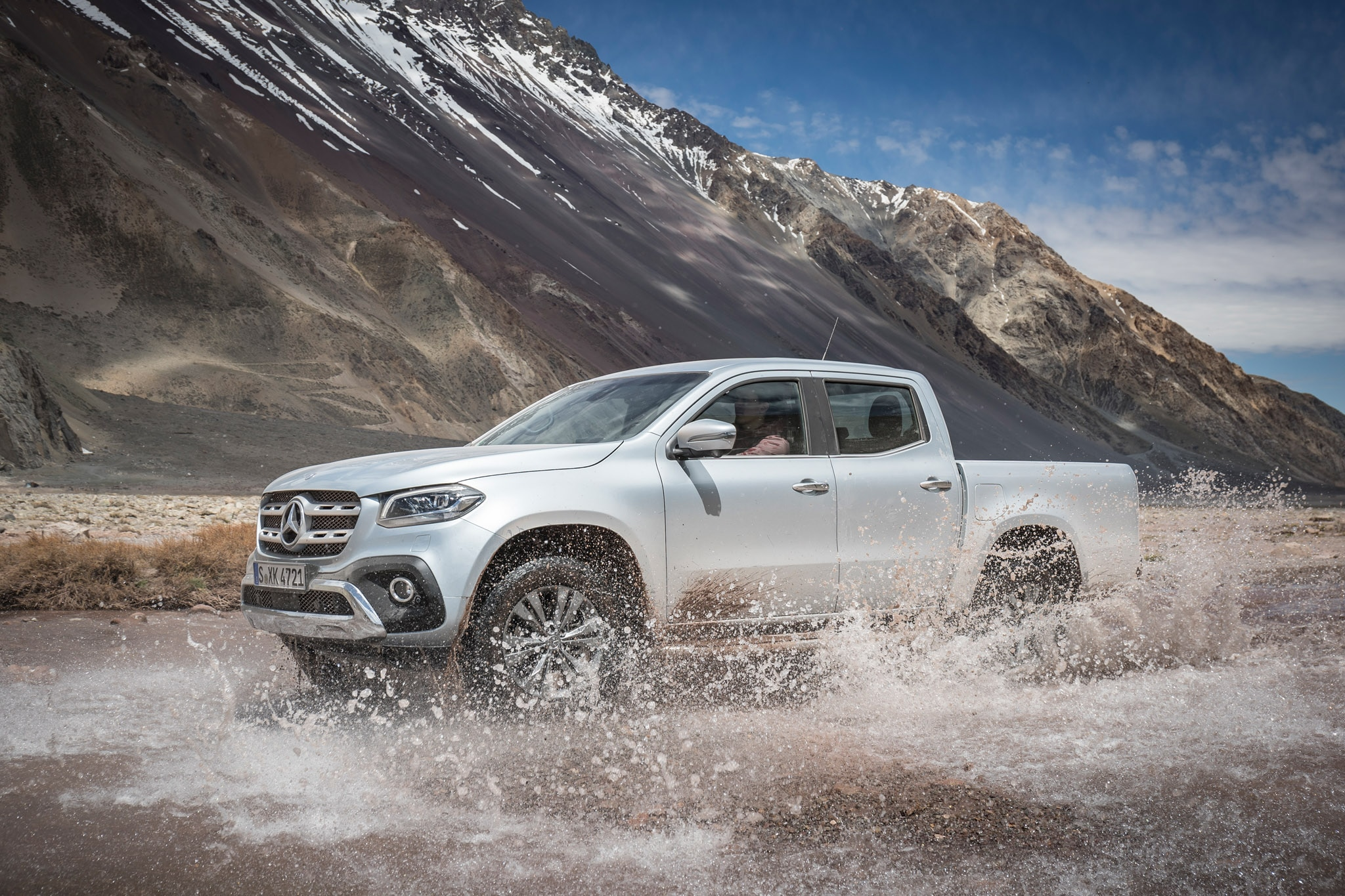 Mercedes X-Class goes camping with new concept accessories