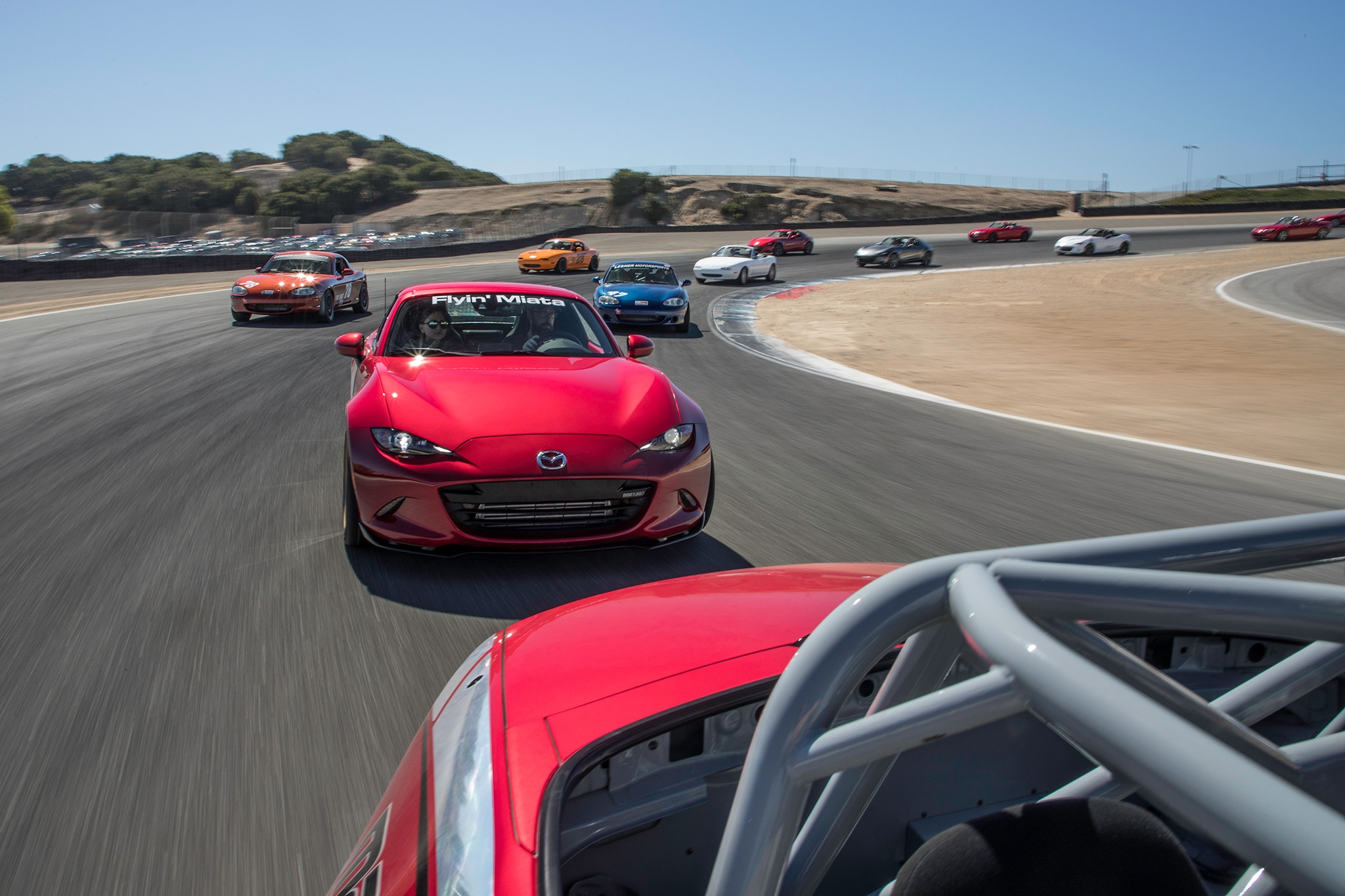 Some great photos from the 2017 event - MX-5 Miata Forum