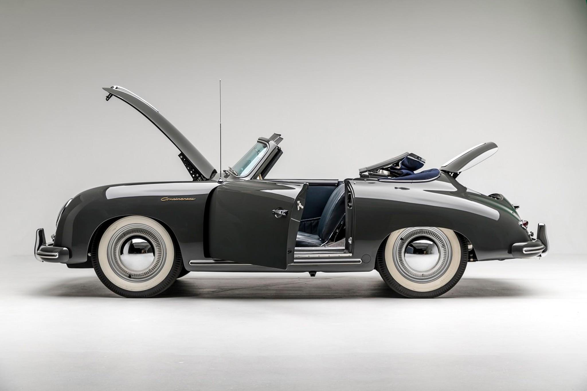 Porsche Continental Cabriolet 1955
