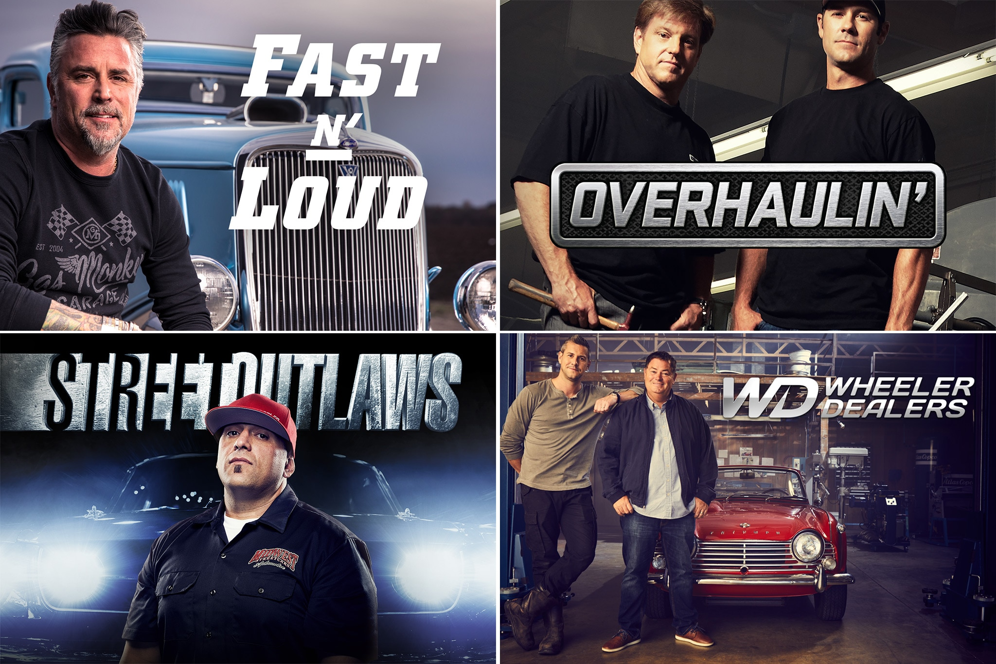 Discovery and velocity get fast n loud on motor trend for Motor trend on demand promo code