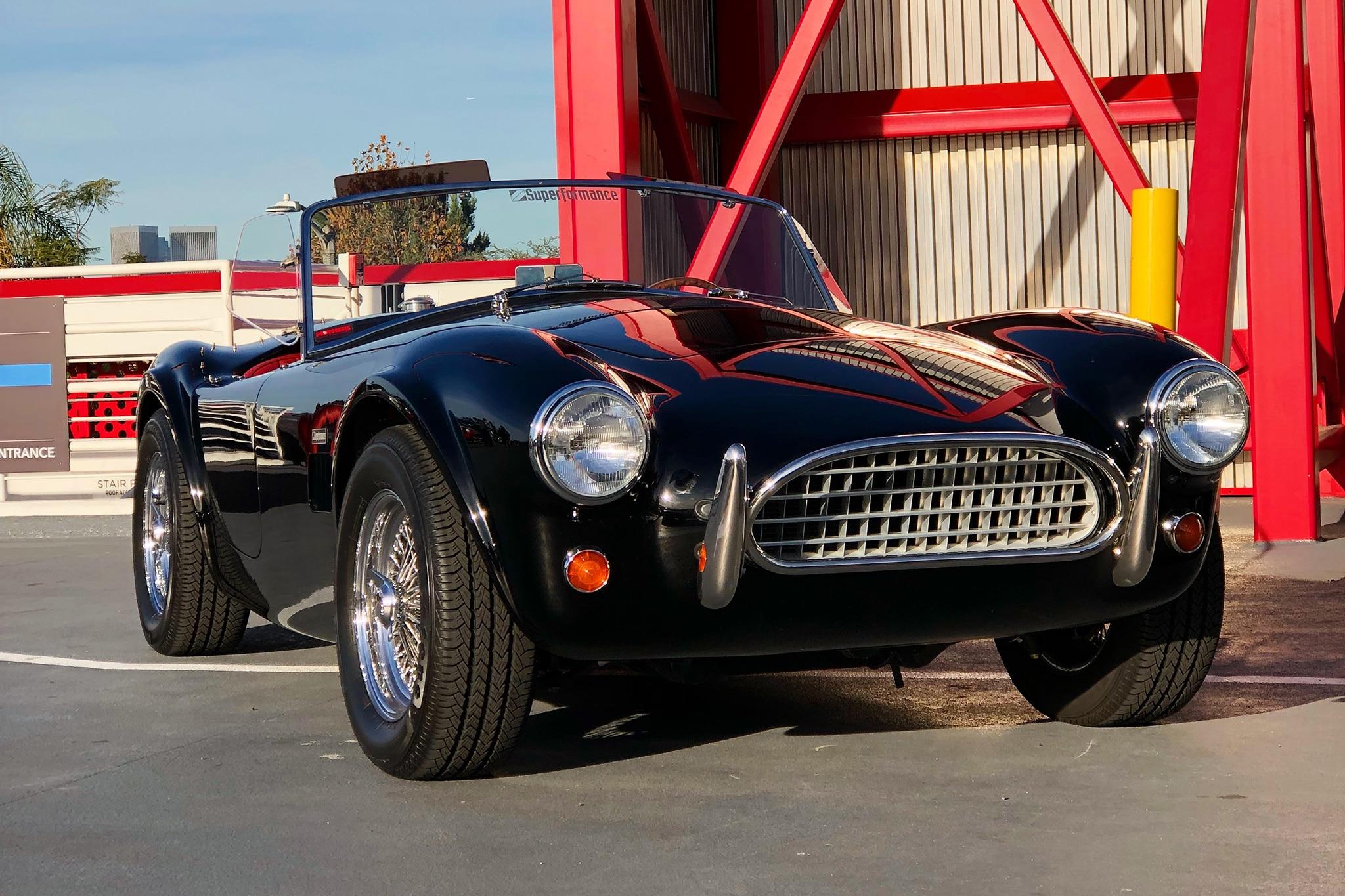 1963 Superformance Cobra 289 Front Three
