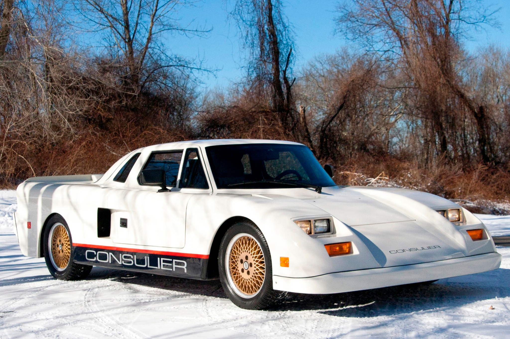 1990 Consulier GTP LX Just Listed Front Three Quarters