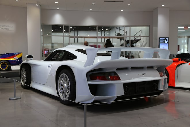 six incredible cars from the petersen museum s porsche effect exhibit automobile magazine. Black Bedroom Furniture Sets. Home Design Ideas