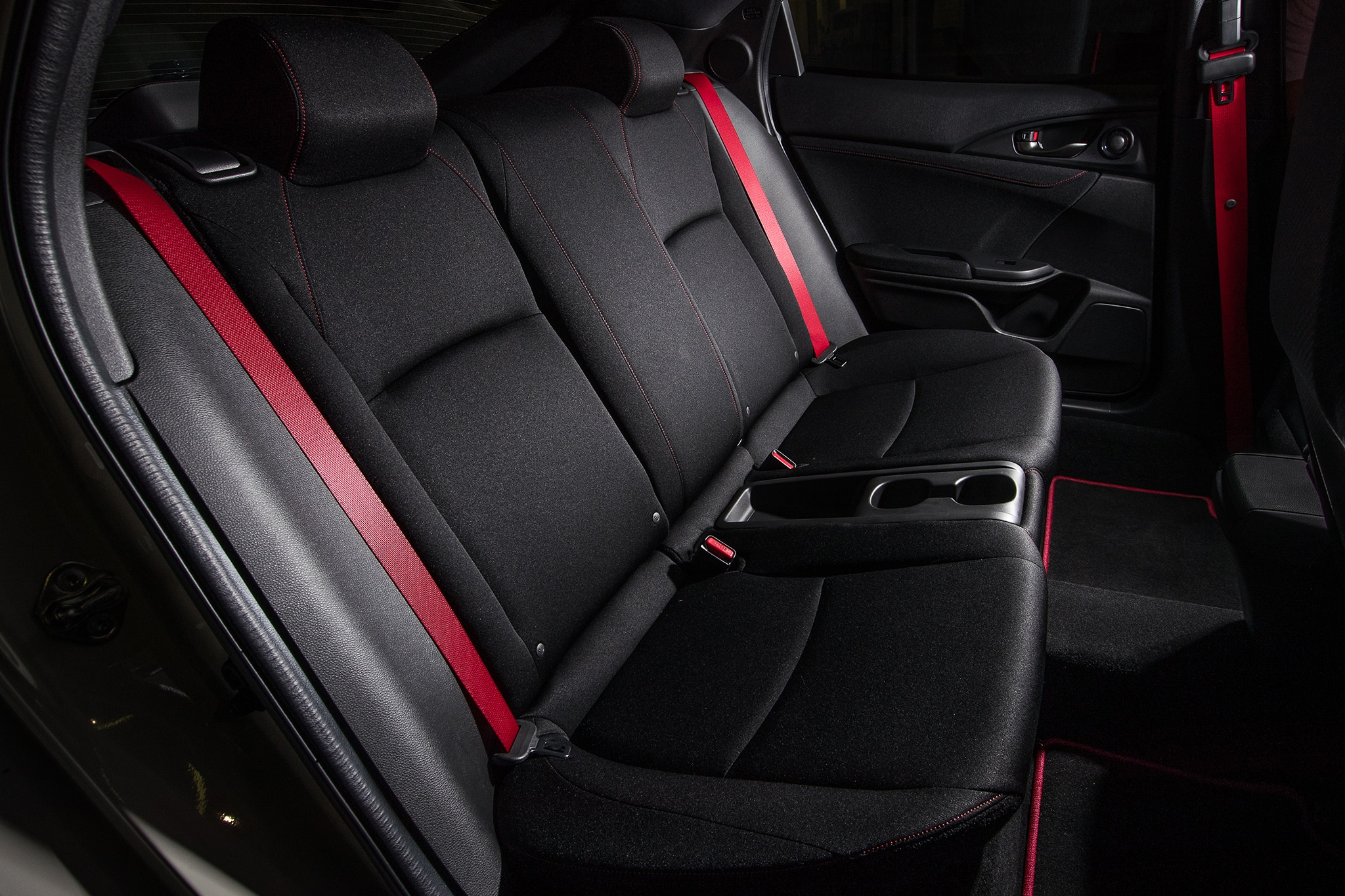 Honda Civic Type R Rear Seat on Honda Civic Magazine