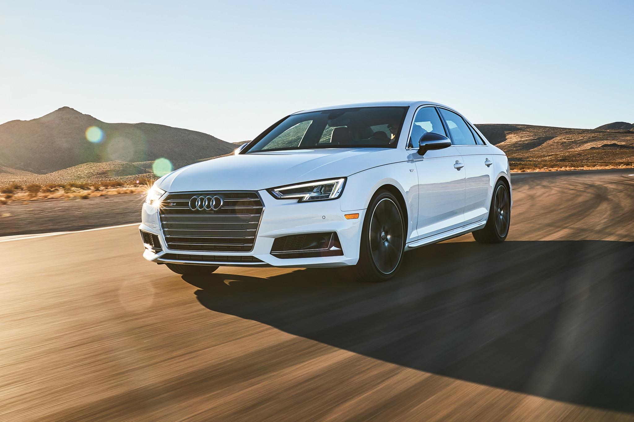 Audi S4 0-60 >> 2018 All-Stars Contender: Audi S4 3.0T quattro tiptronic | Automobile Magazine