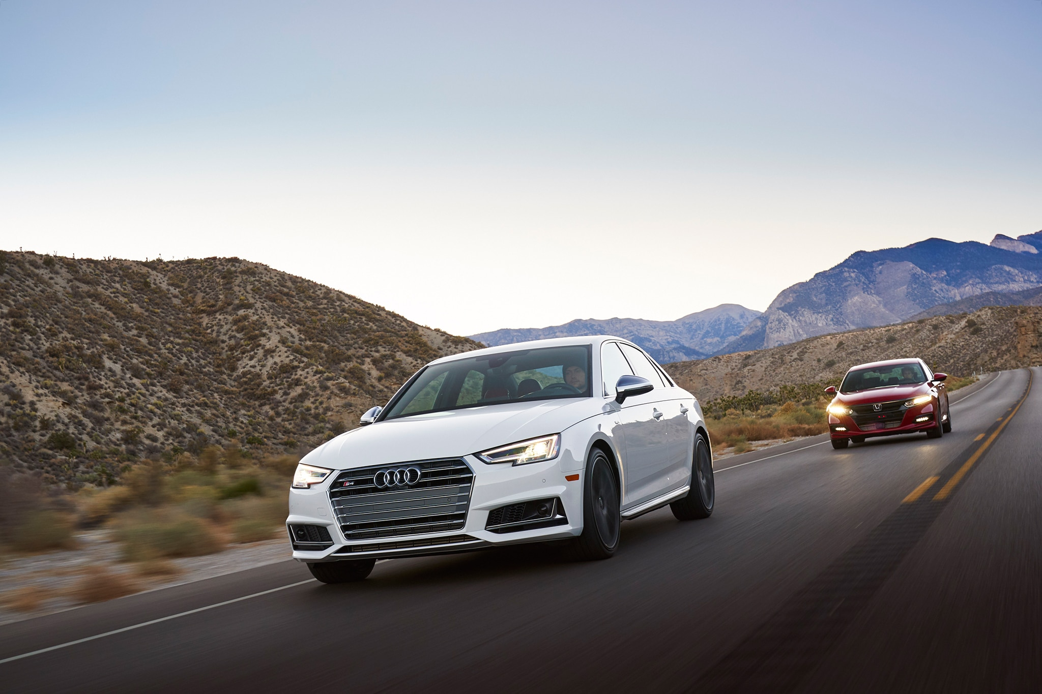 Audi S4 0 60 >> 2018 All-Stars Contender: Audi S4 3.0T quattro tiptronic ...