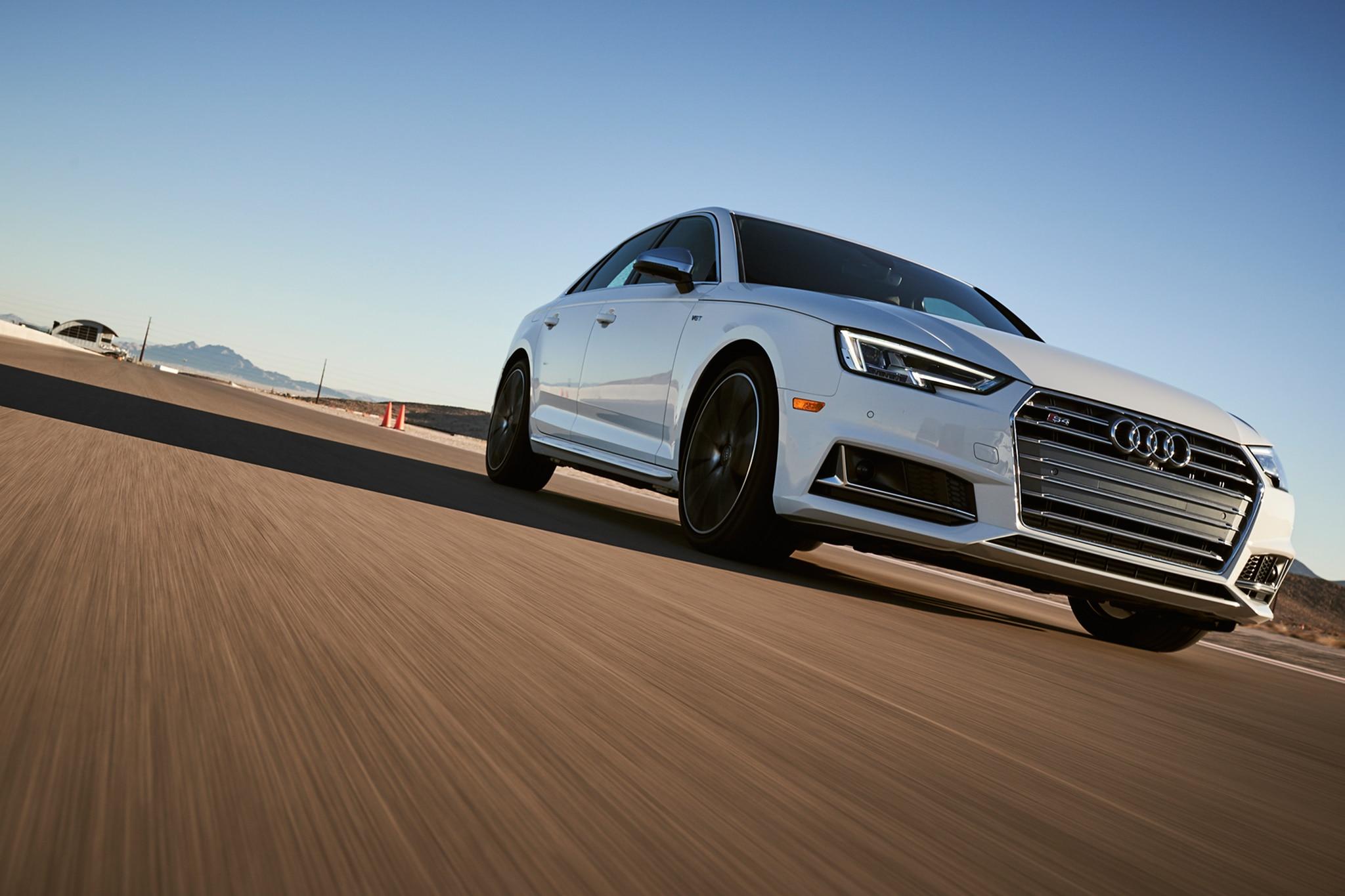 Audi S4 0 60 2 >> 2018 All-Stars Contender: Audi S4 3.0T quattro tiptronic | Automobile Magazine