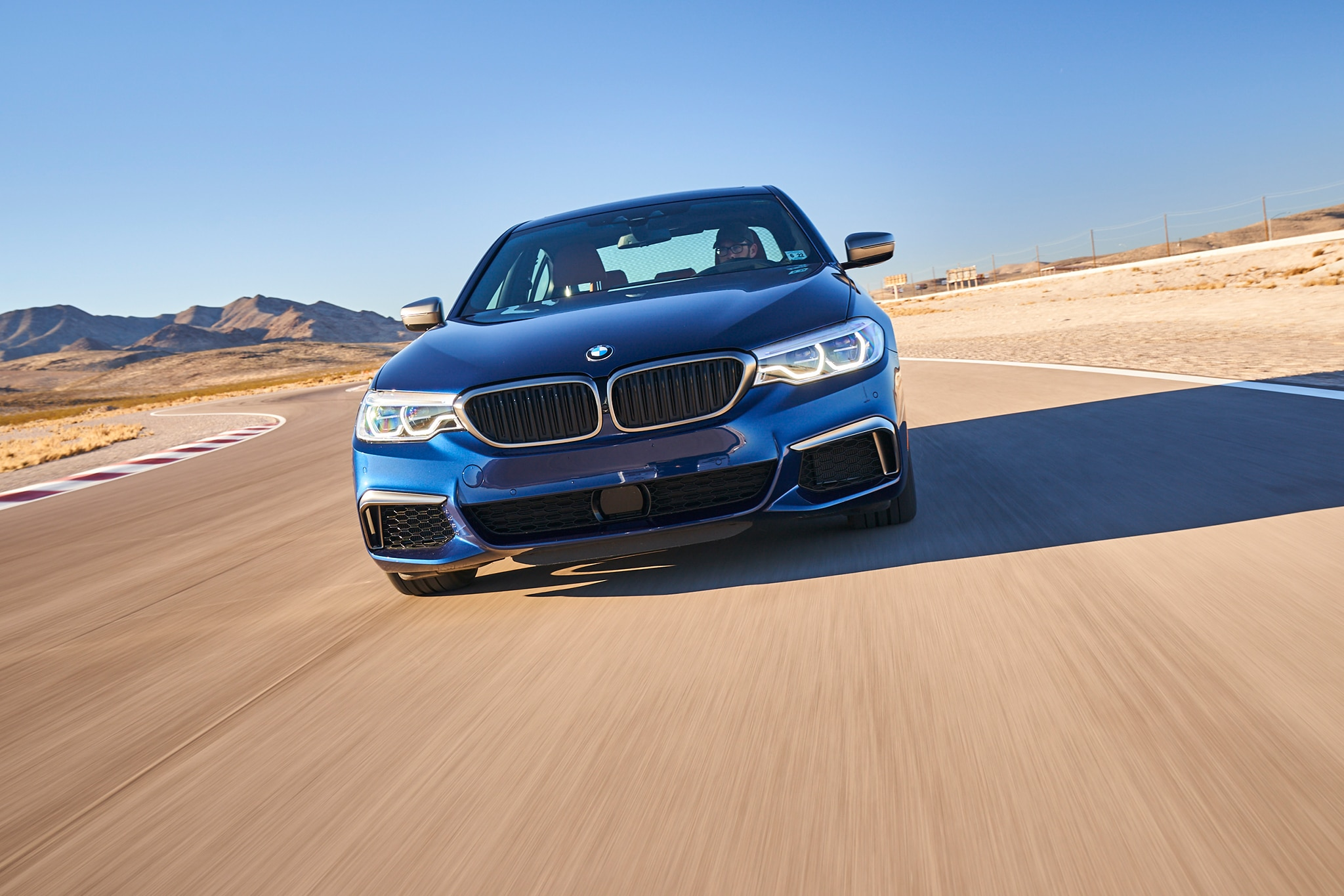 2018 BMW M550i XDrive All Star Contender 22
