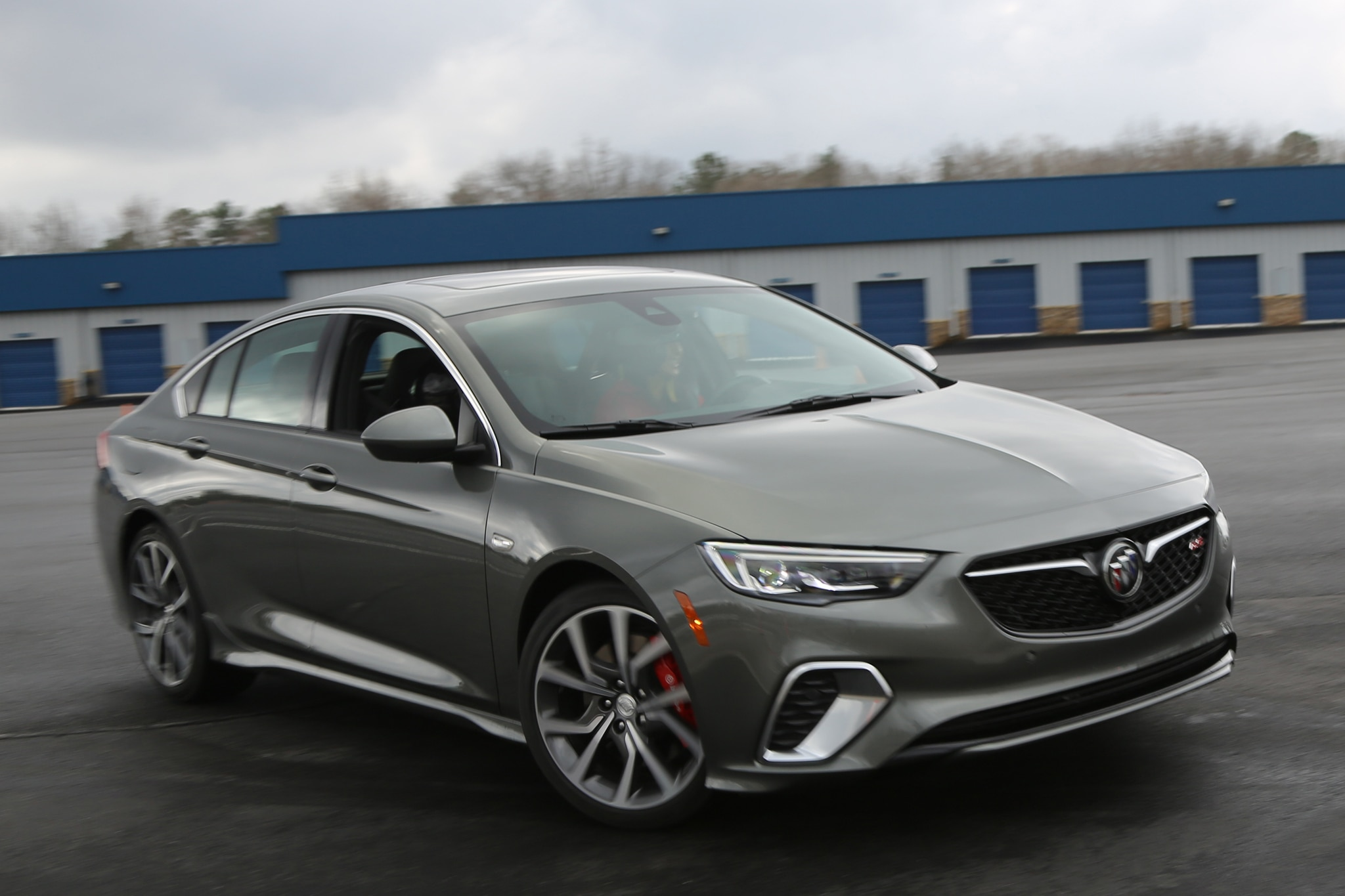 First Drive: 2018 Buick Regal GS