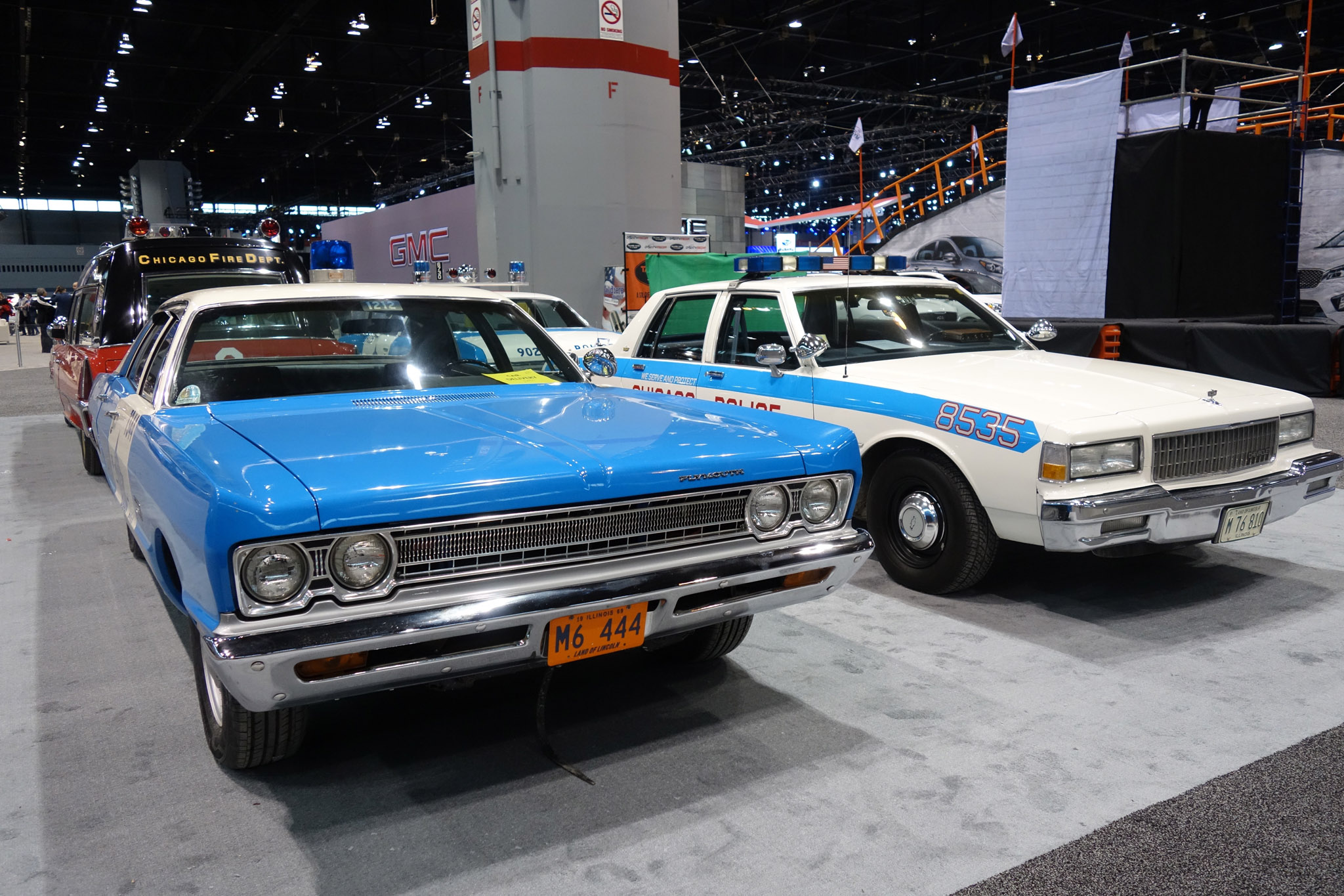 funky finds from the 2018 chicago auto show automobile