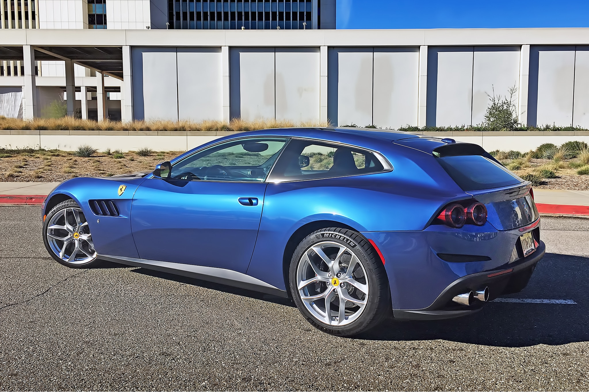 One Week With: 2018 Ferrari GTC4Lusso T