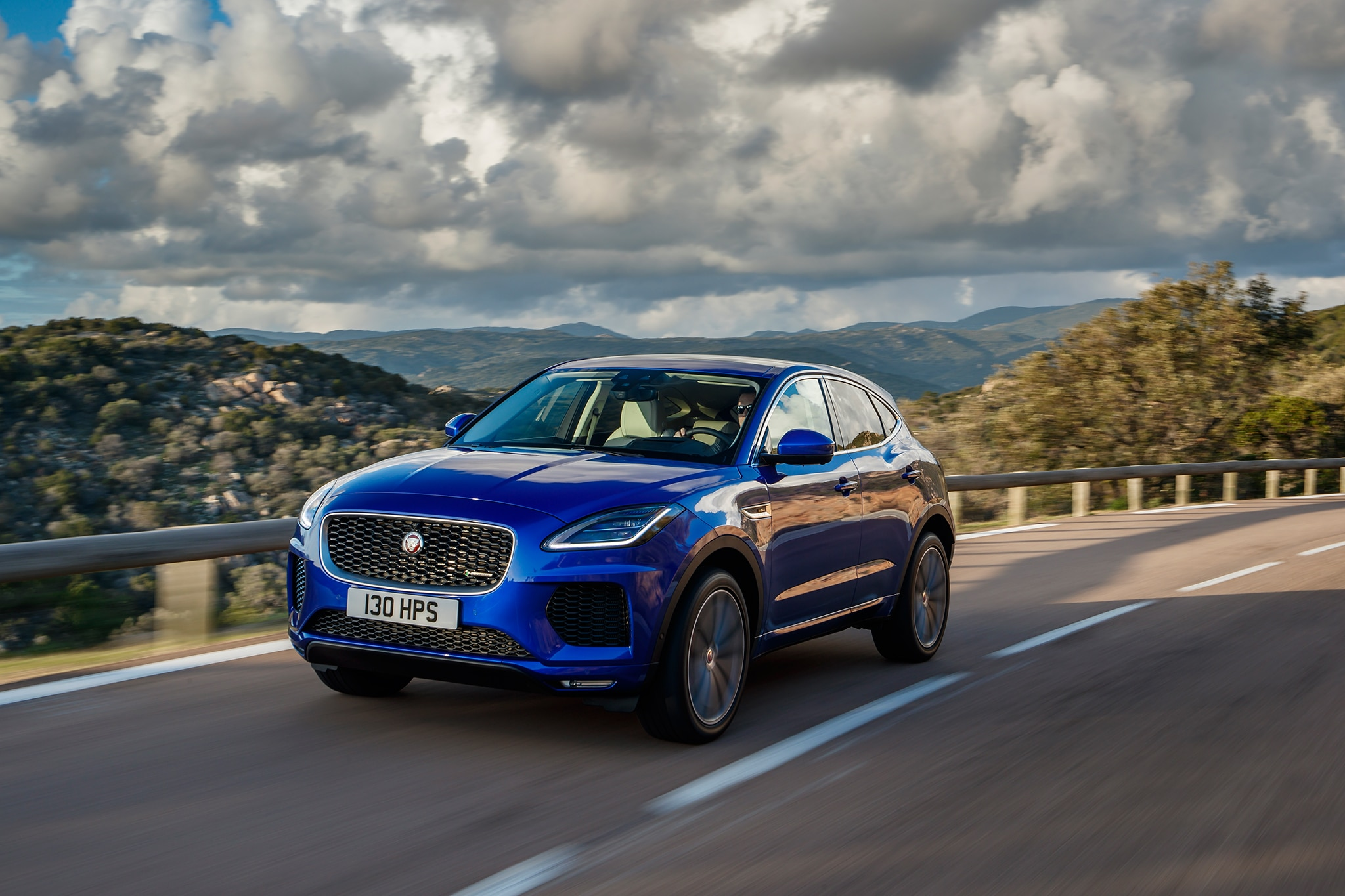 2018 jaguar e pace first drive review automobile magazine. Black Bedroom Furniture Sets. Home Design Ideas