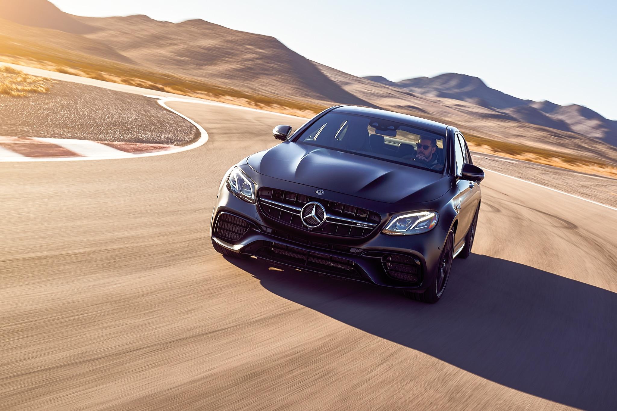 2018 Mercedes AMG E63 S All Star Contender 02
