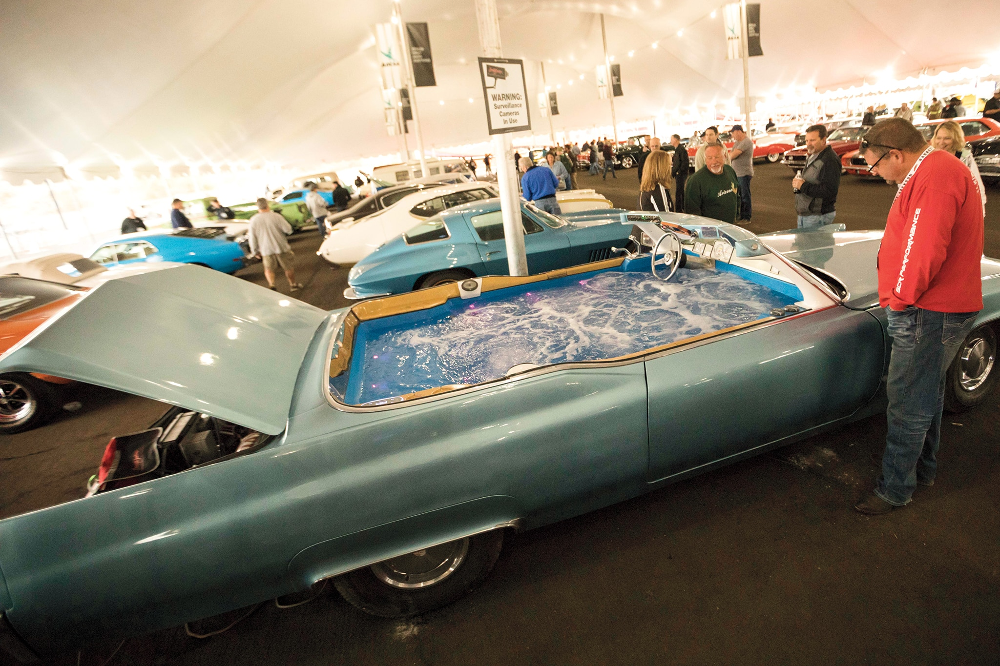 Three Days In The Desert At The 2018 Scottsdale Auctions