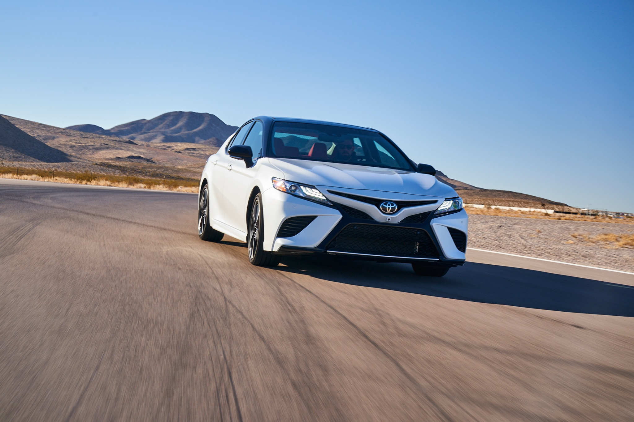 2018 All-Stars Contender: 2018 Toyota Camry XSE V-6 ...