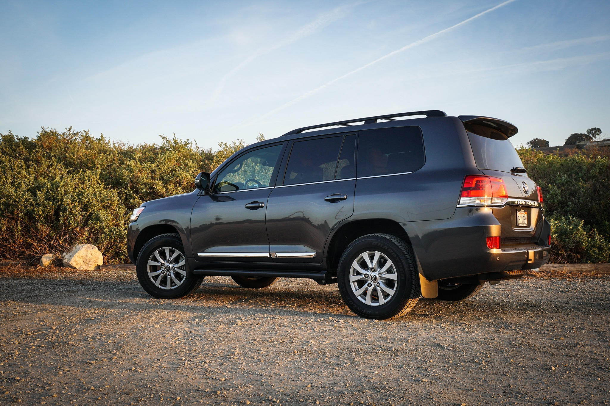 2018 toyota land cruiser one week review automobile magazine. Black Bedroom Furniture Sets. Home Design Ideas