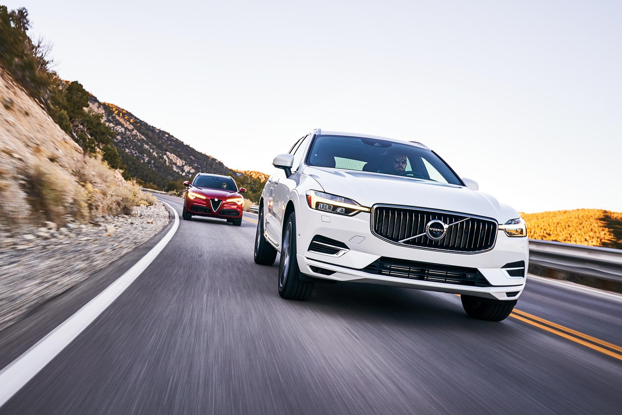 2018 All Stars Contender 2018 Volvo Xc60 T8 E Awd