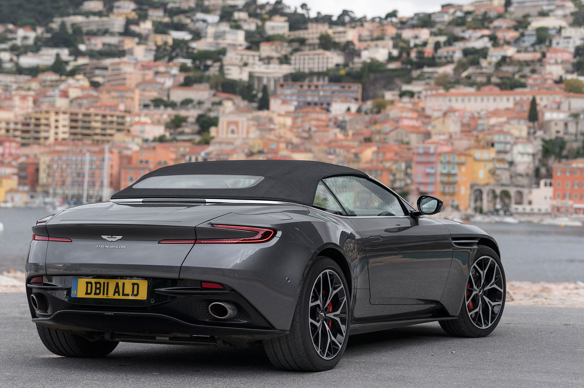 aston martin vantage 2018 side view. 5|91 Aston Martin Vantage 2018 Side View A