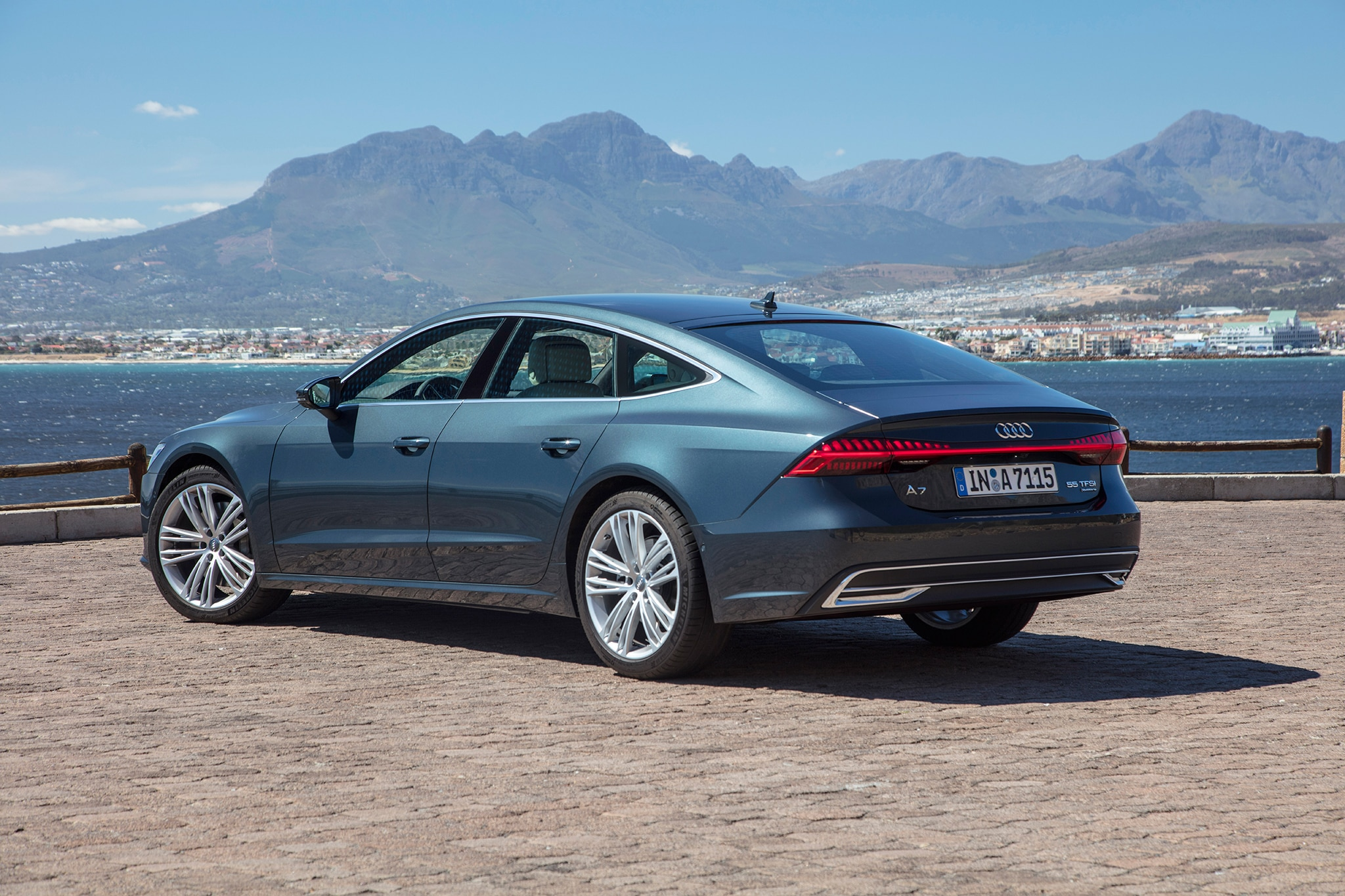 2018 Audi A7 >> 2019 Audi A7 Sportback First Drive Review | Automobile Magazine
