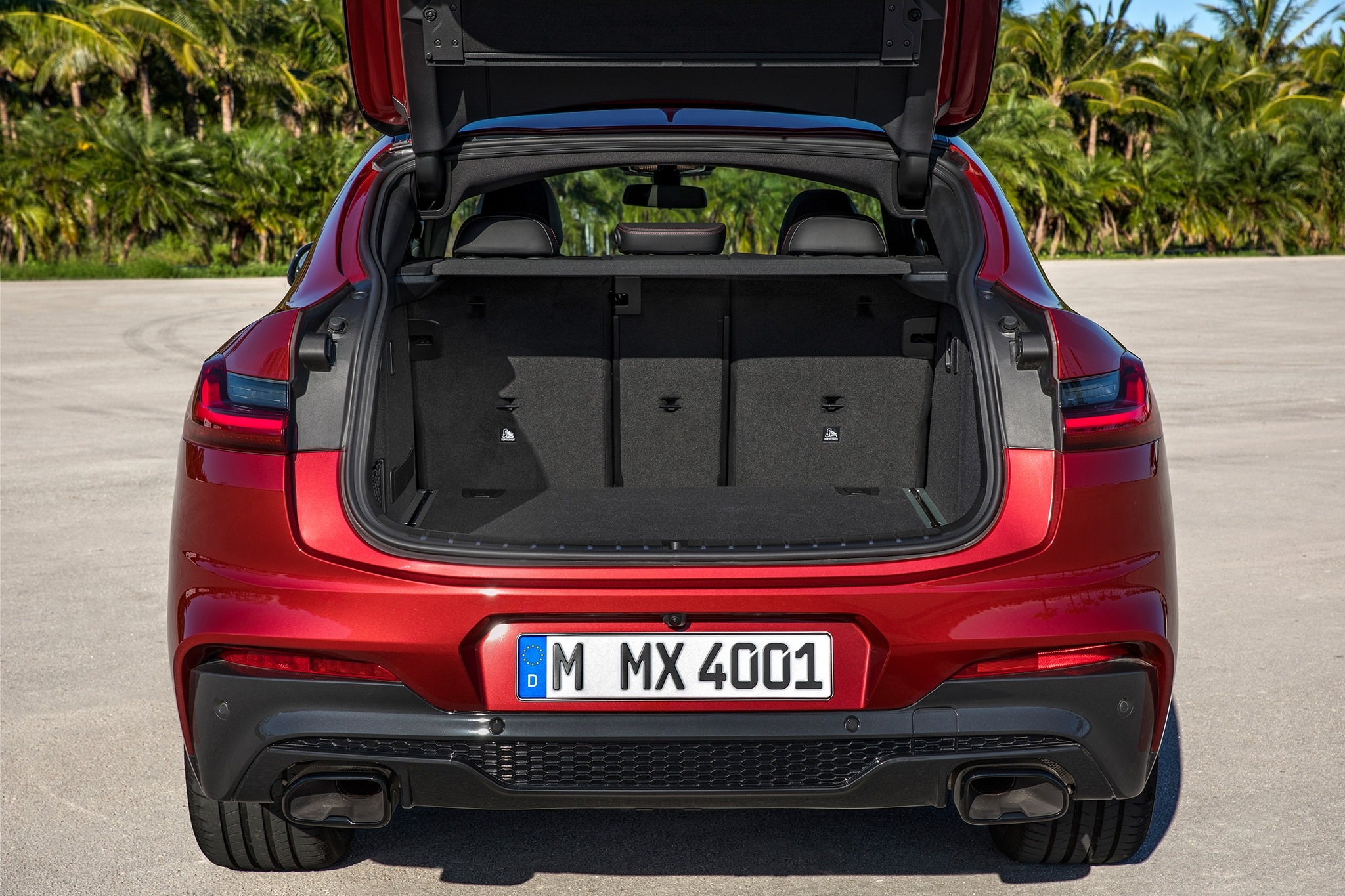 Bmw X6 Boot Space >> 2019 BMW X4 is Ready to Rock, Roll, and Repeat | Automobile Magazine