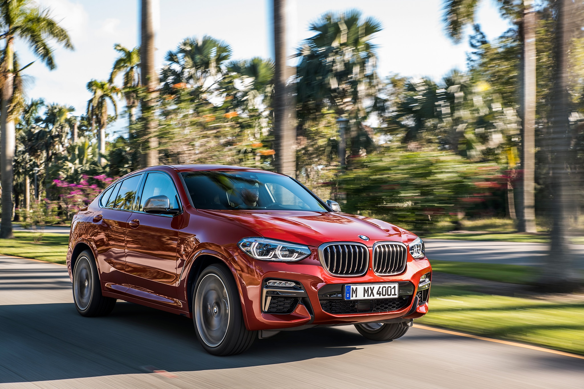 2019 bmw x4 is ready to rock roll and repeat automobile magazine. Black Bedroom Furniture Sets. Home Design Ideas