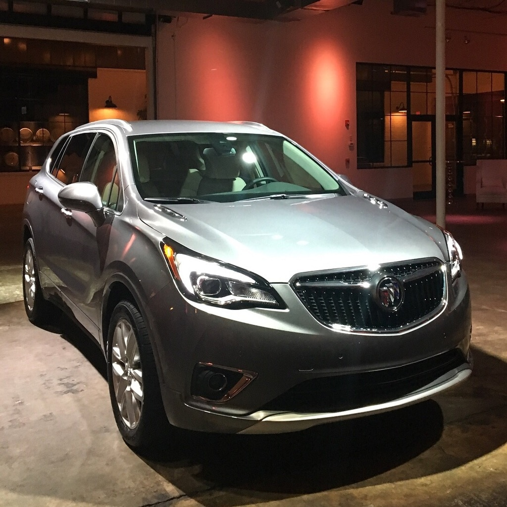 Buick Encore For Sale >> First Drive: 2019 Buick Envision Premium II | Automobile ...