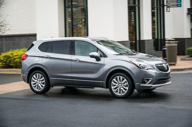 First Drive: 2019 Buick Envision Premium II   Automobile ...