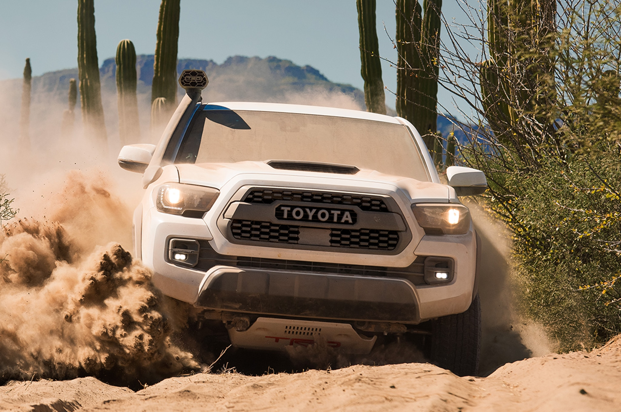 Toyota TRD Pro Lineup Gets Foxy for 2019   Automobile Magazine