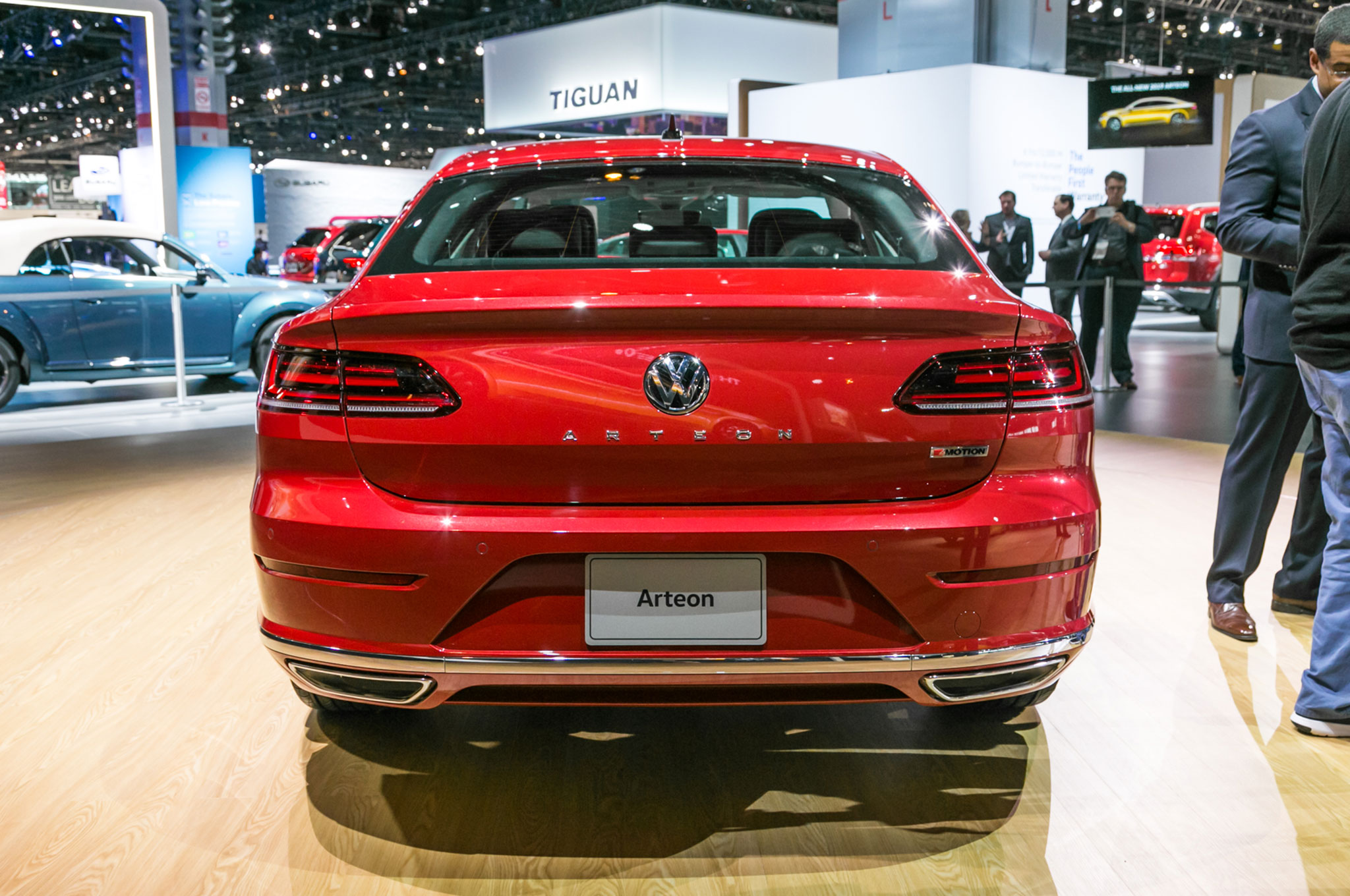 Best Photos Of The 2018 Chicago Auto Show
