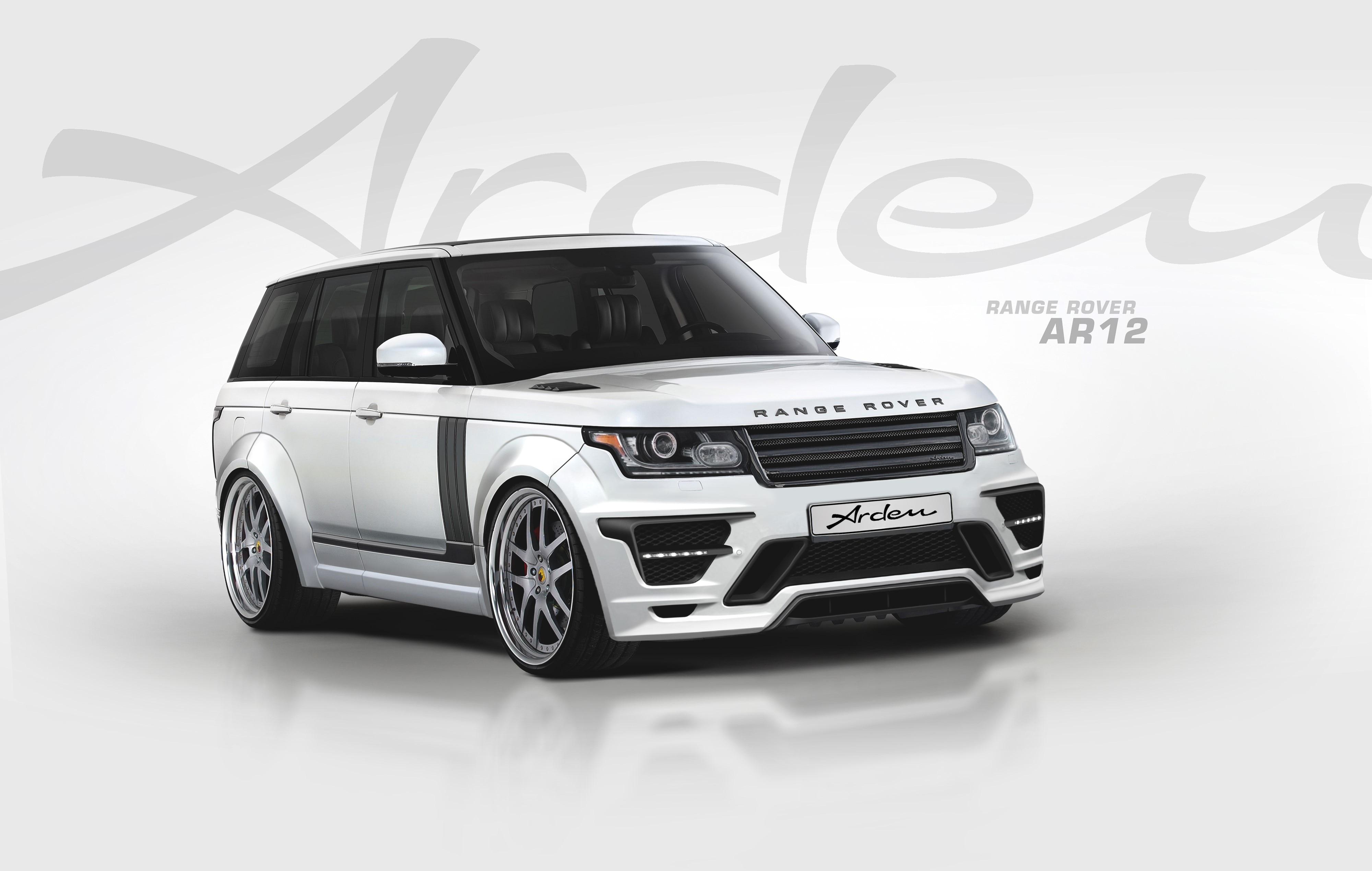 Arden Range Rover AR 12