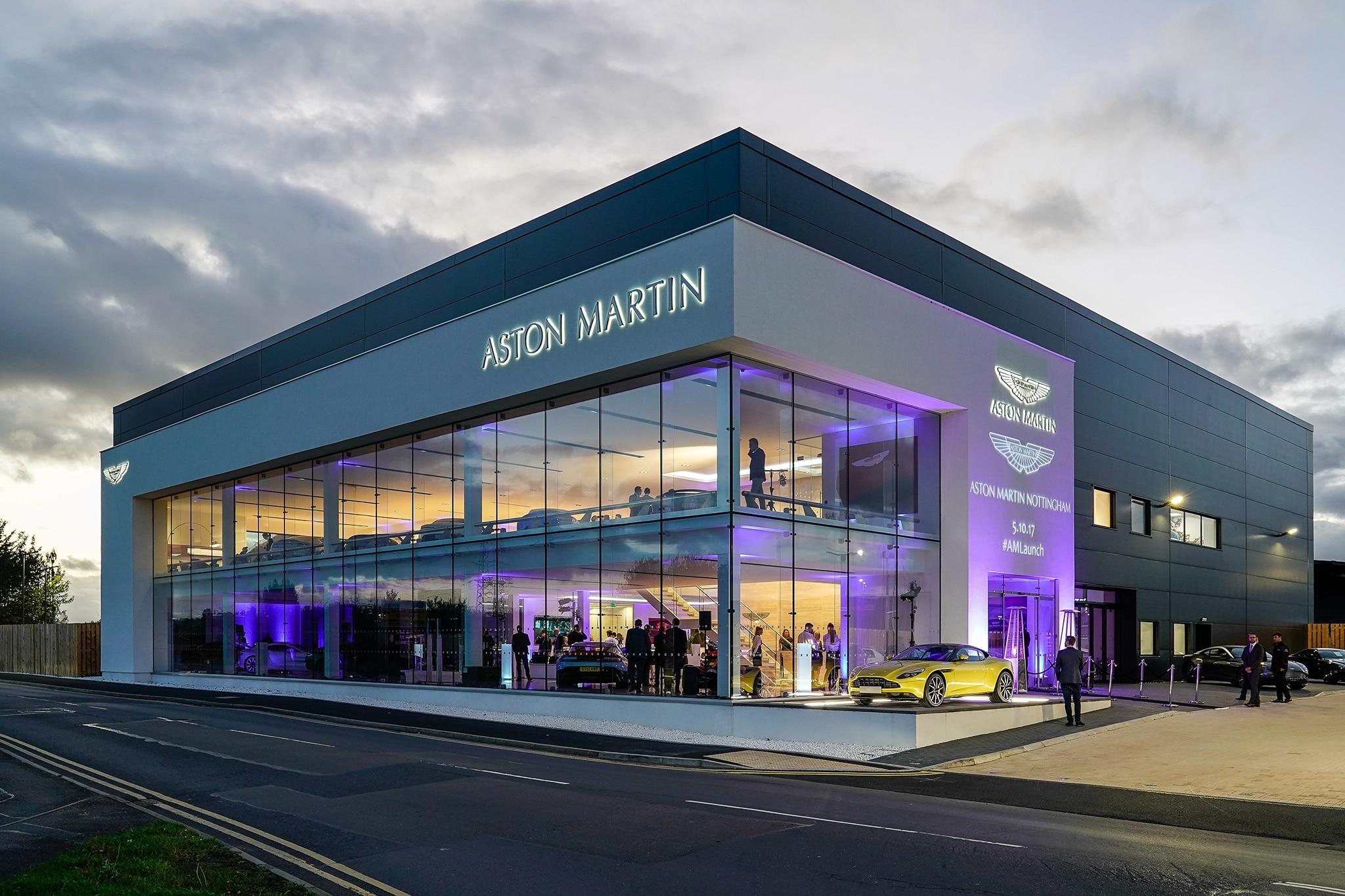 Aston Martin Nottingham 06